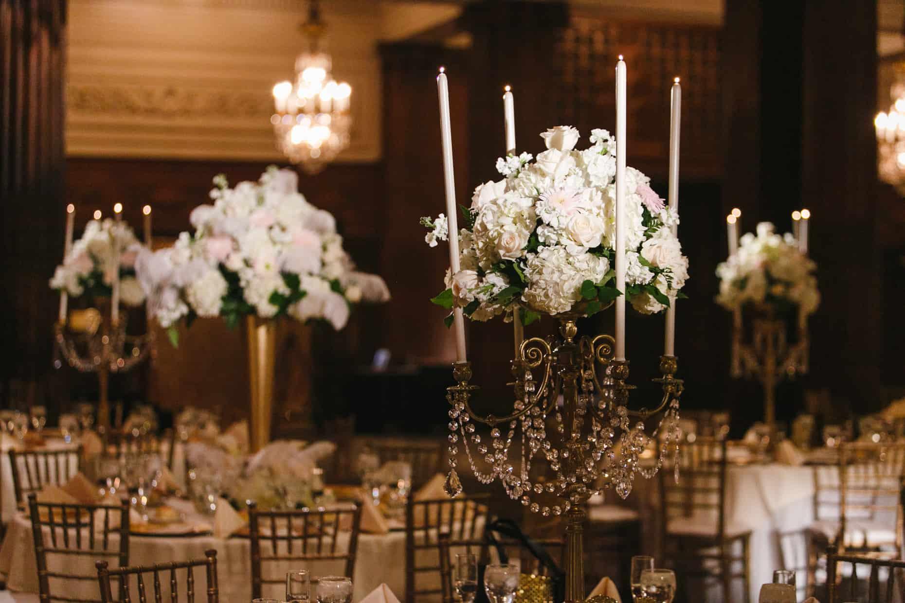 Crystal Tea Room Philadelphia Wedding