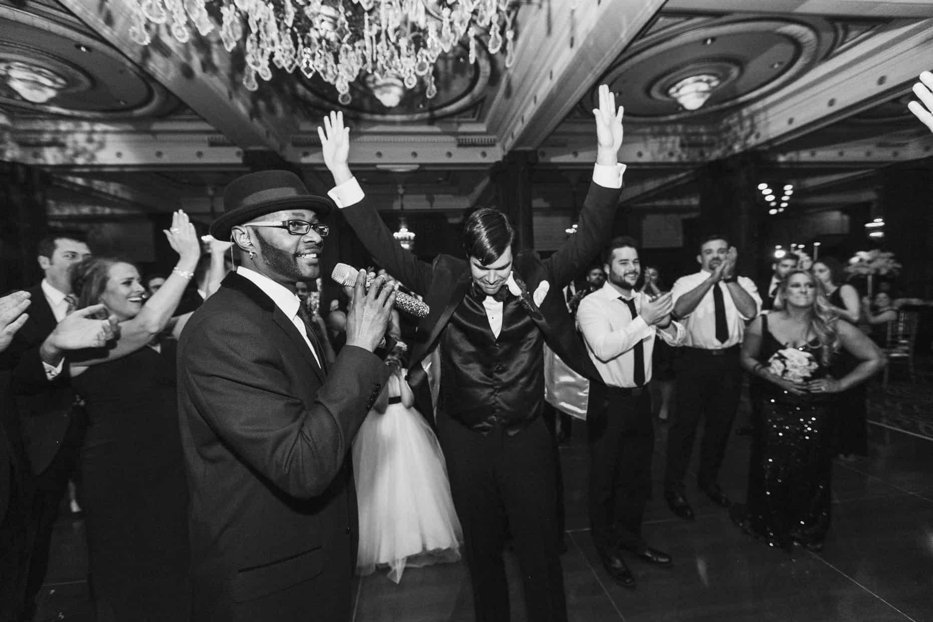 Philadelphia Wedding Photographers Crystal Tea Room