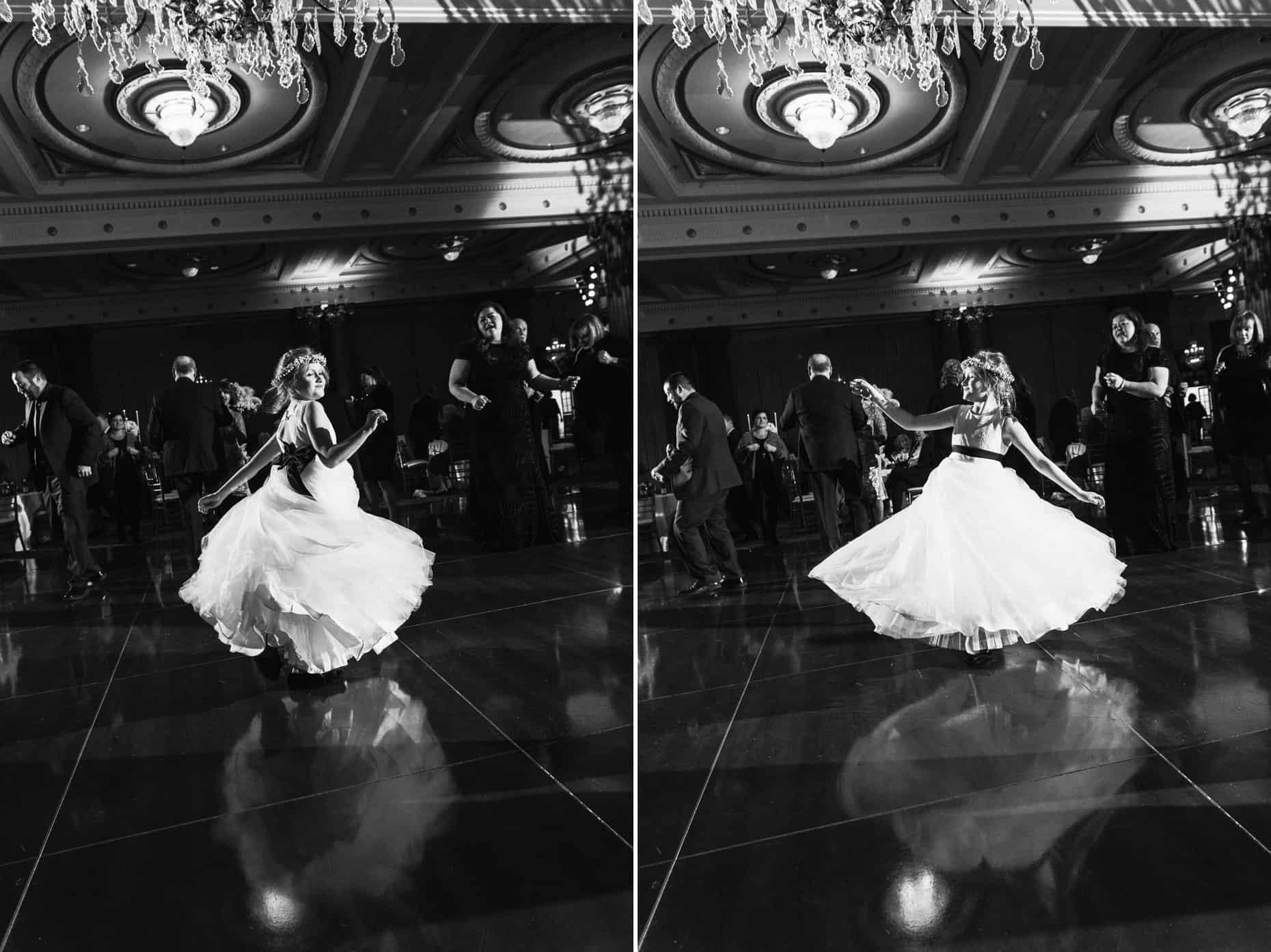 Crystal Tea Room Jellyroll Wedding Dance Band