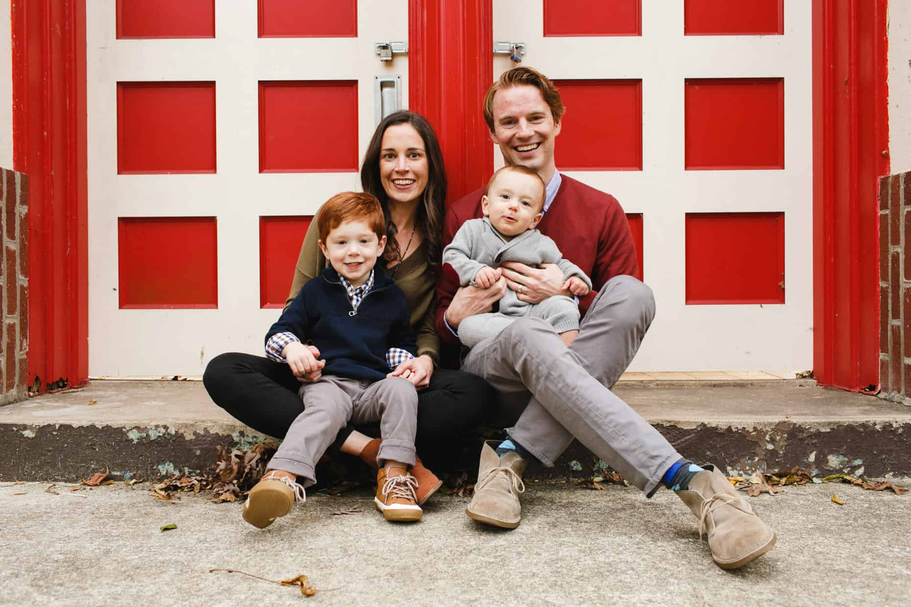 Family Photographers Glen Echo Park