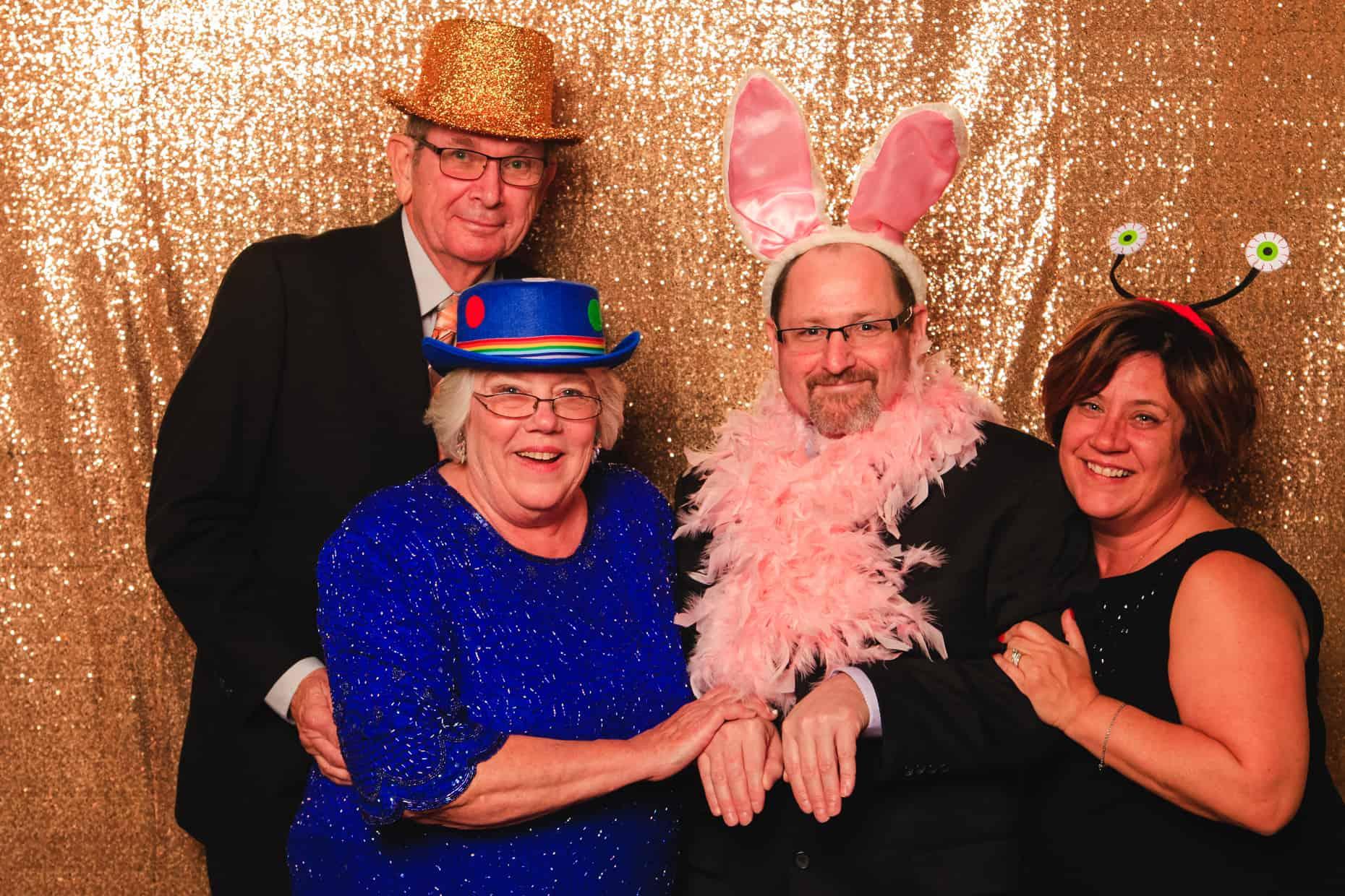 Philadelphia Wedding Photo Booth