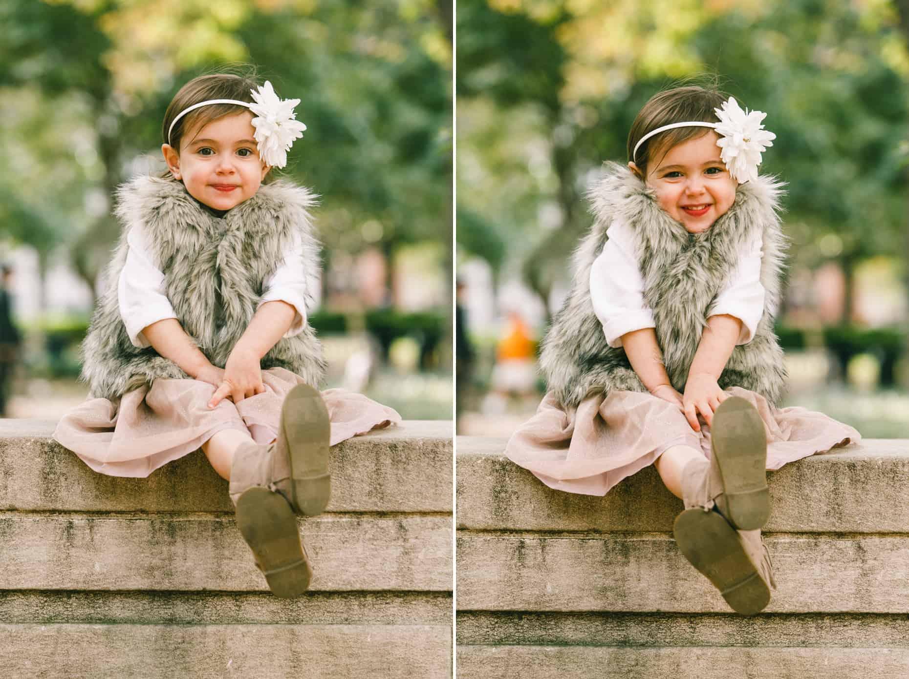 Family Photographers Rittenhouse Square