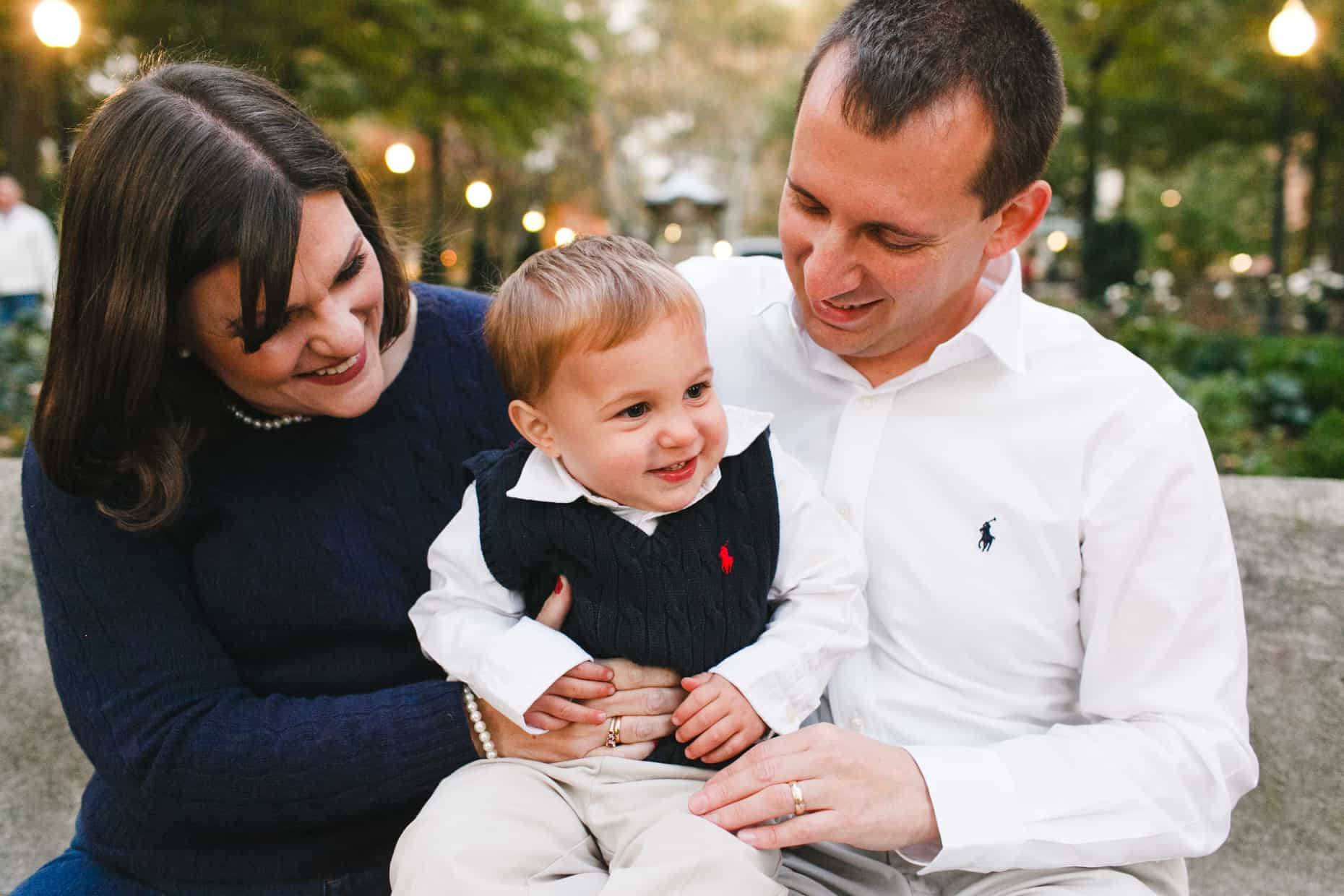 Family portrait Philadelphia