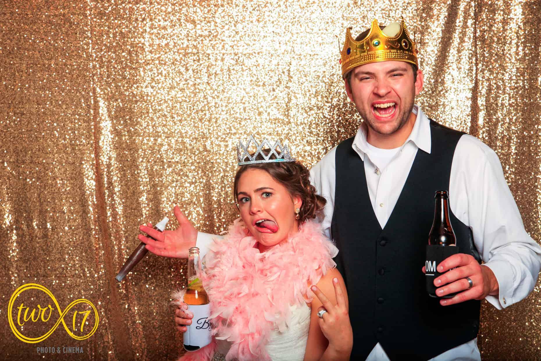Philadelphia Wedding Photo Booth Rentals