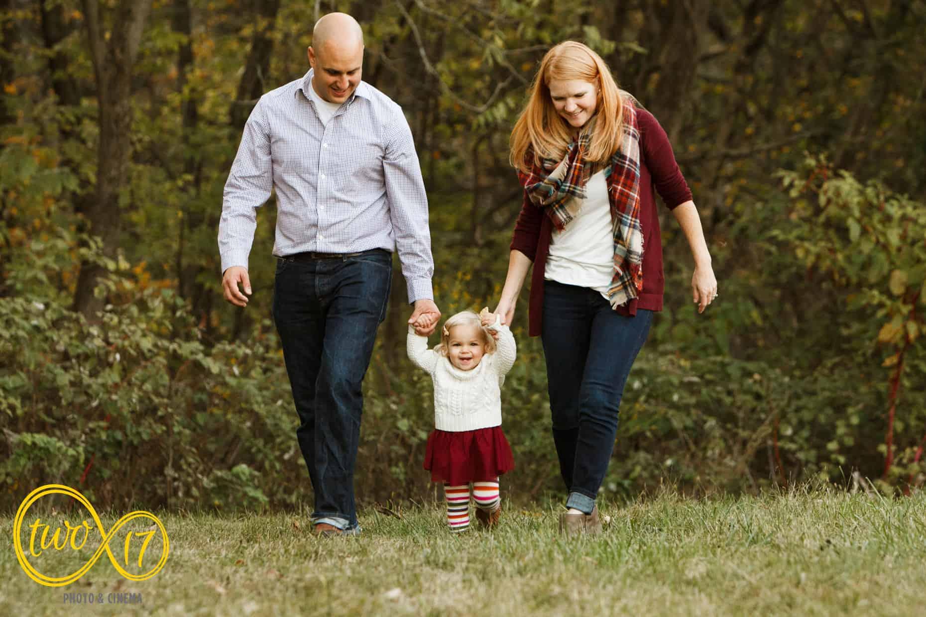 Tyler State Park Family Photos