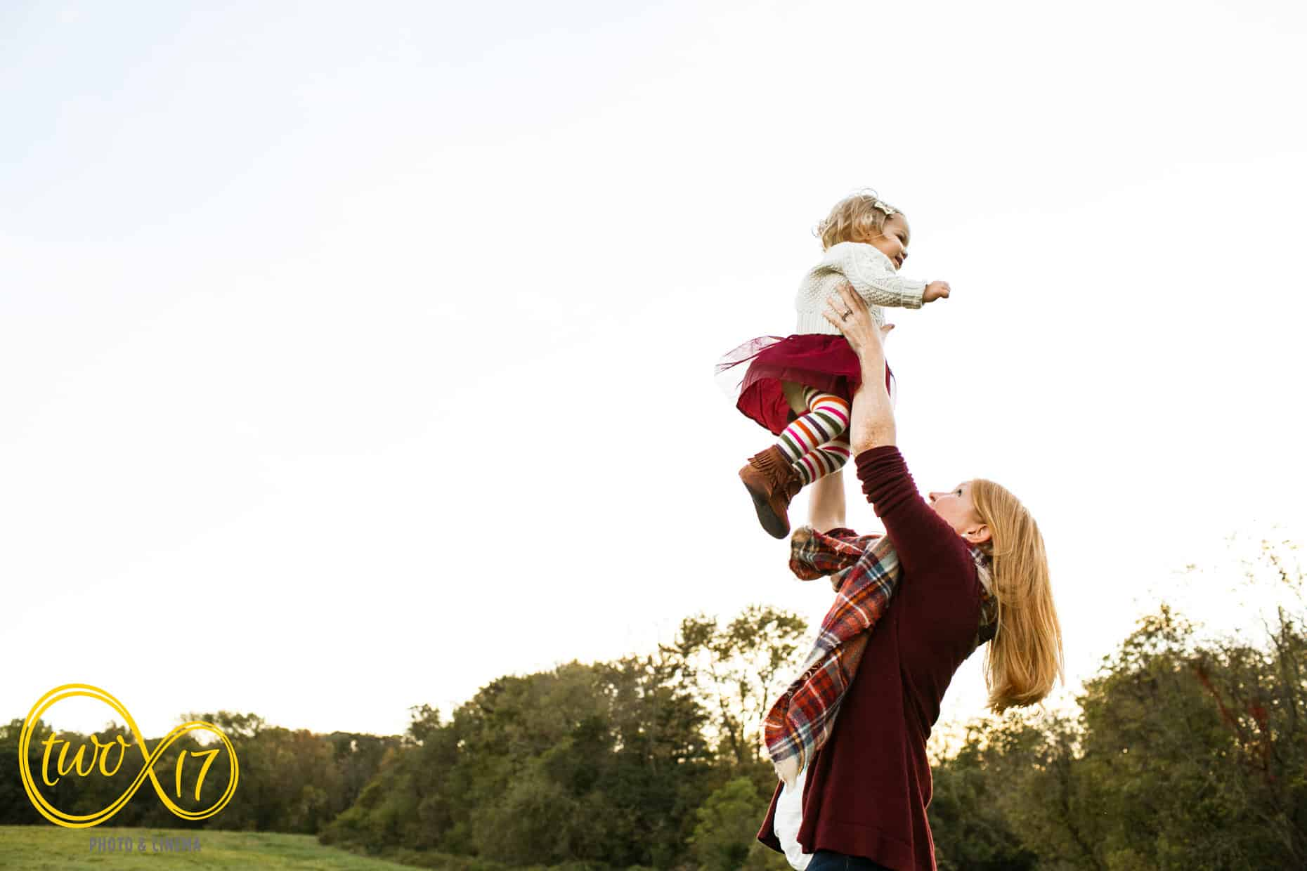 Newtown Bucks County Family Photographer