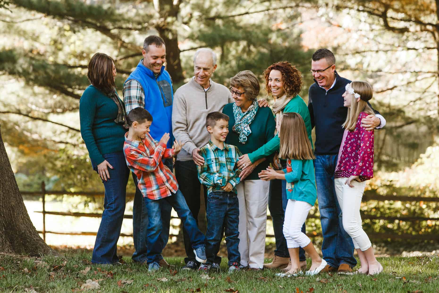 Valley Forge Family Photos
