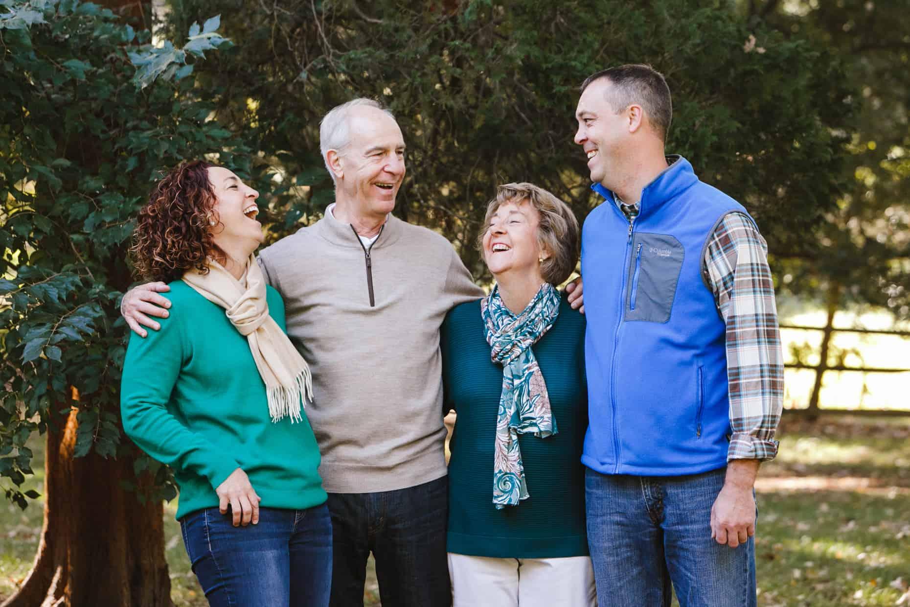 Family Photos John James Audubon Center