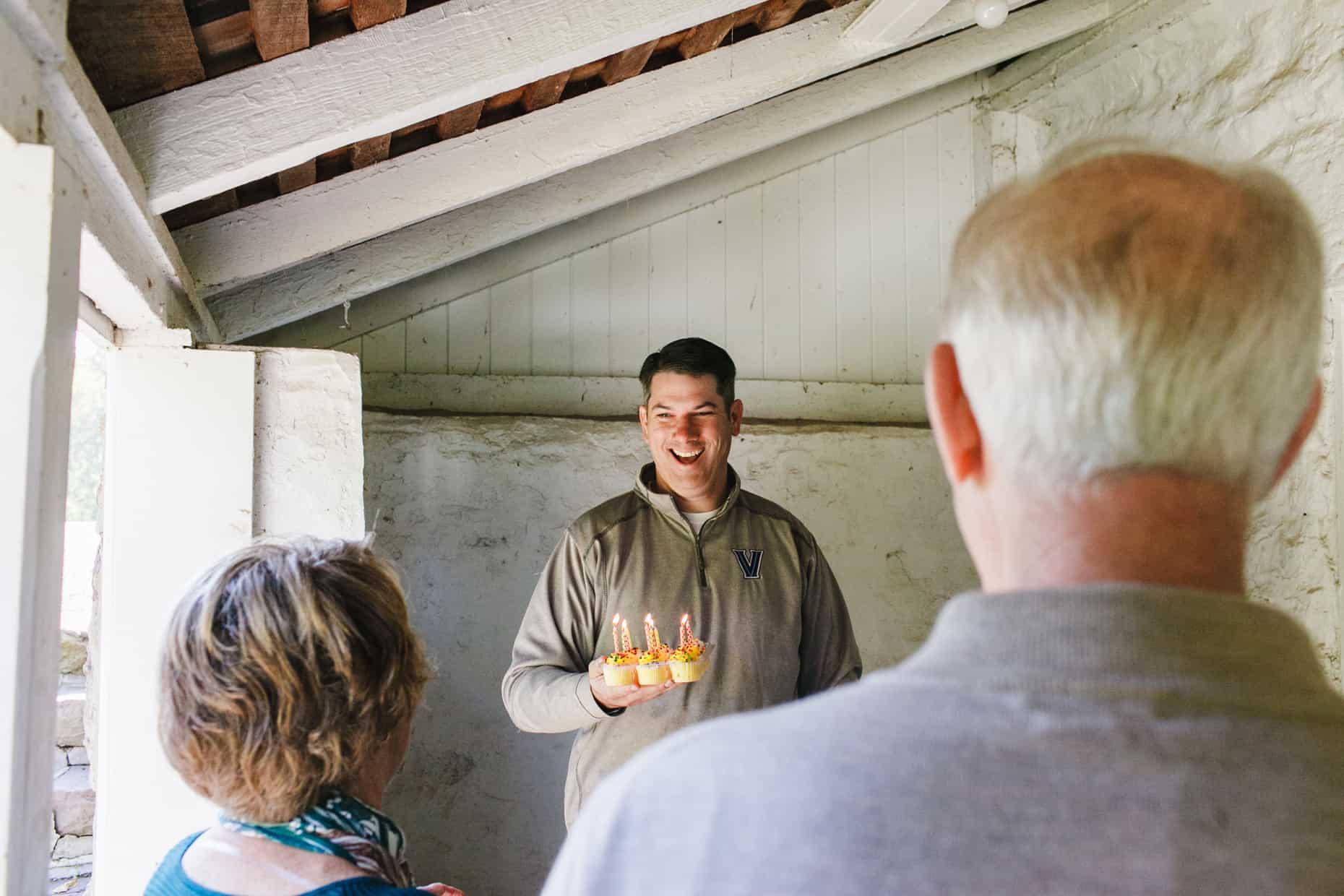 John James Audubon Center Family Photos