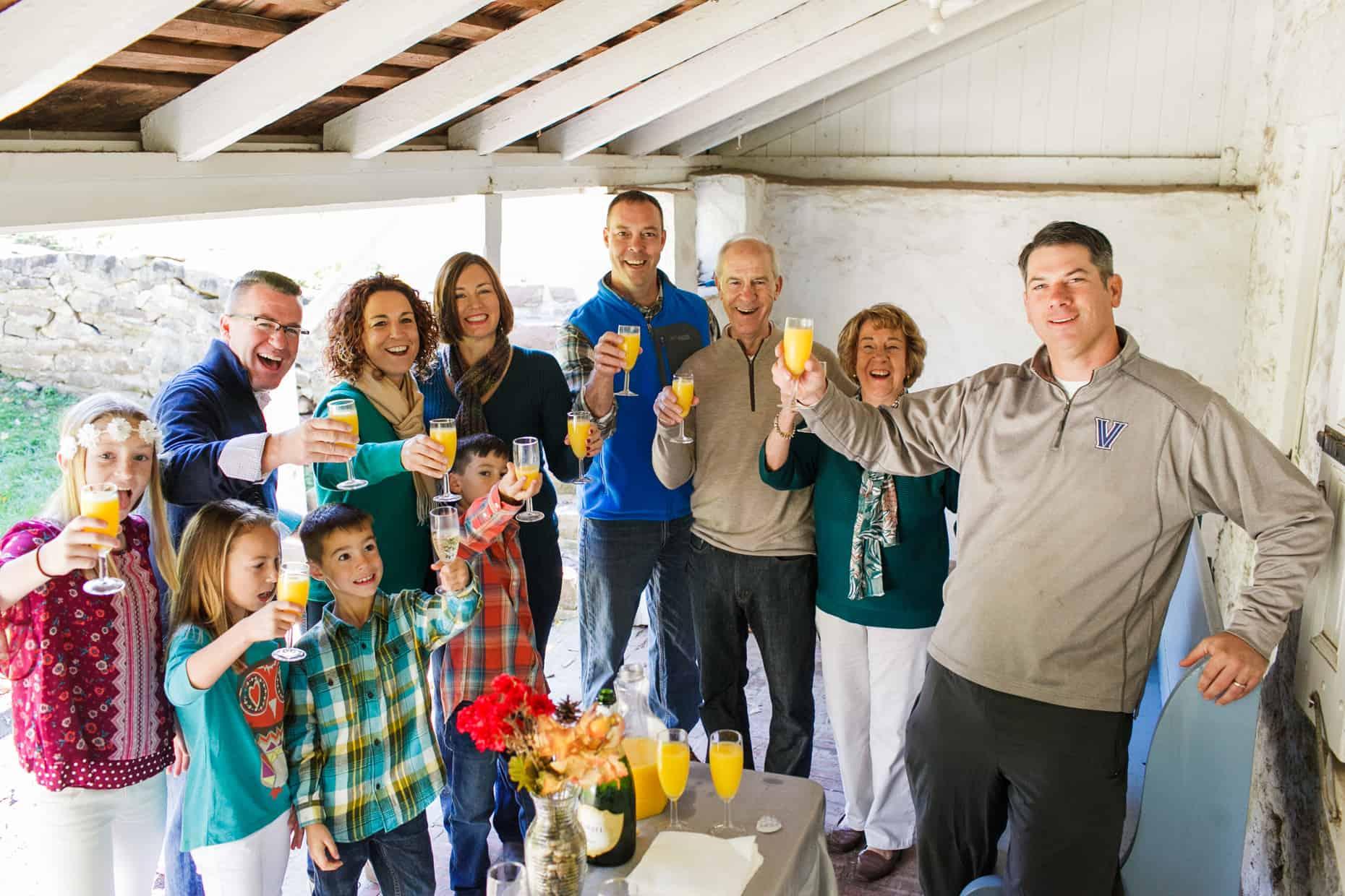 Mill Grove Family photos