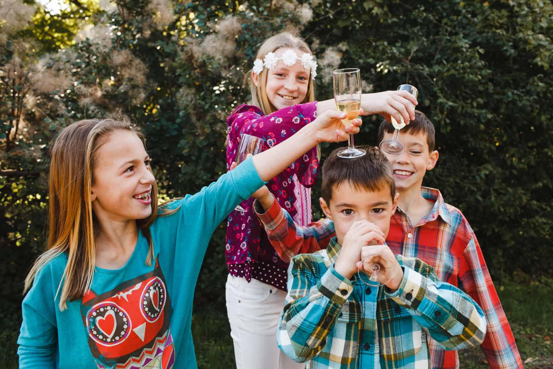 Auduon Mill Grove Family photos