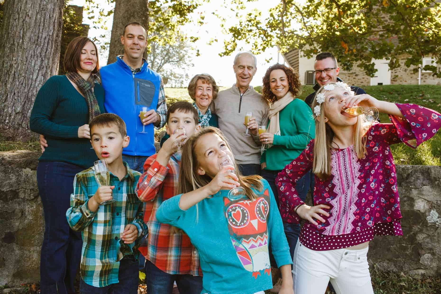Audubon Family Photos
