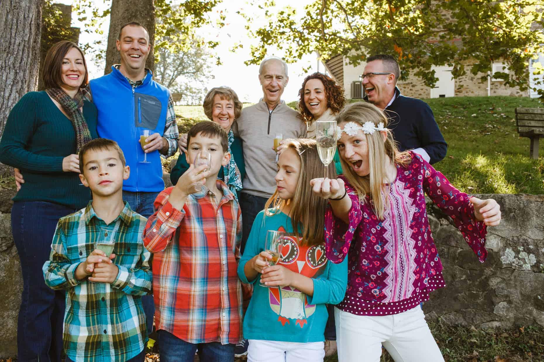 Audubon Family Photography