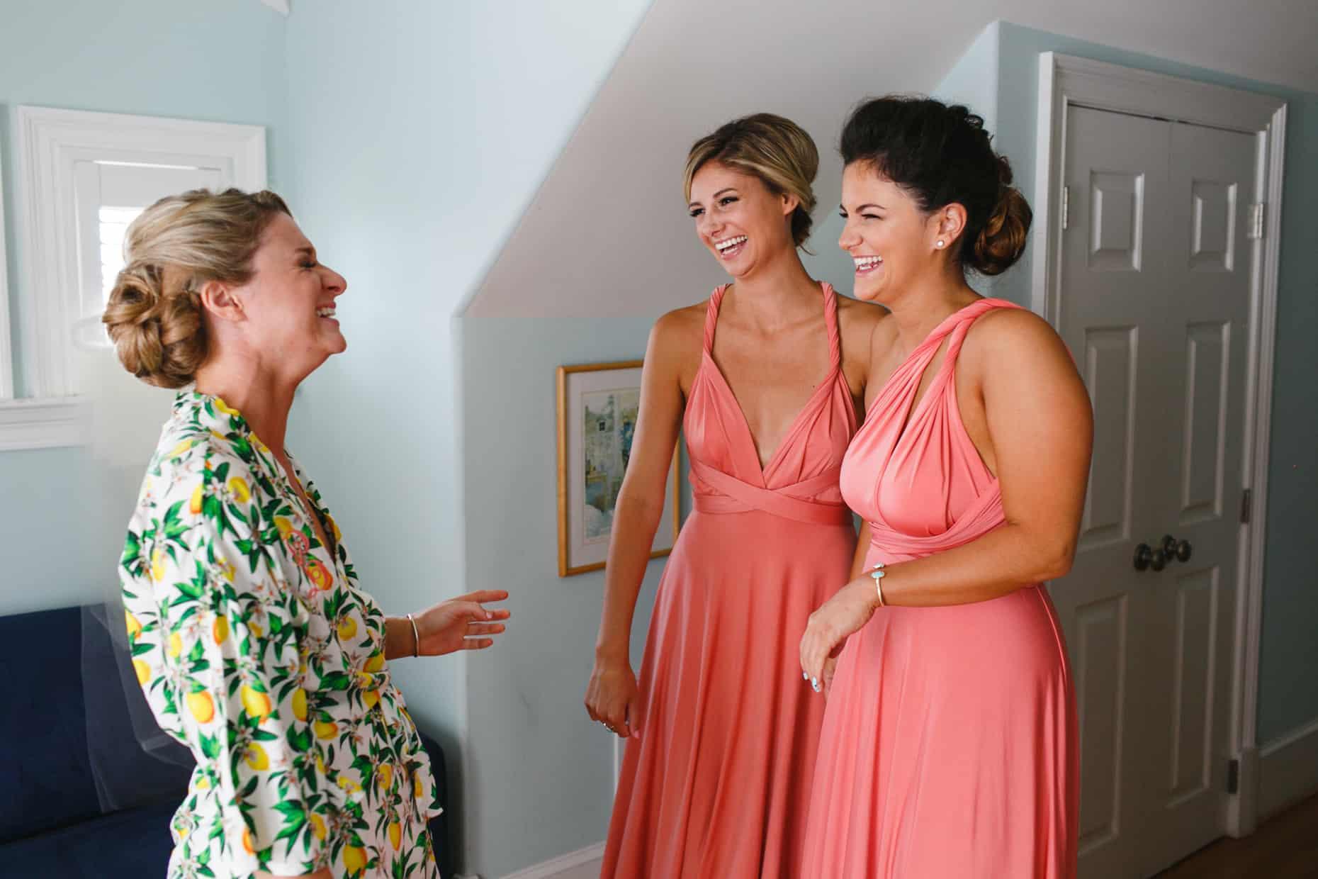 Jersey Shore Wedding Photo