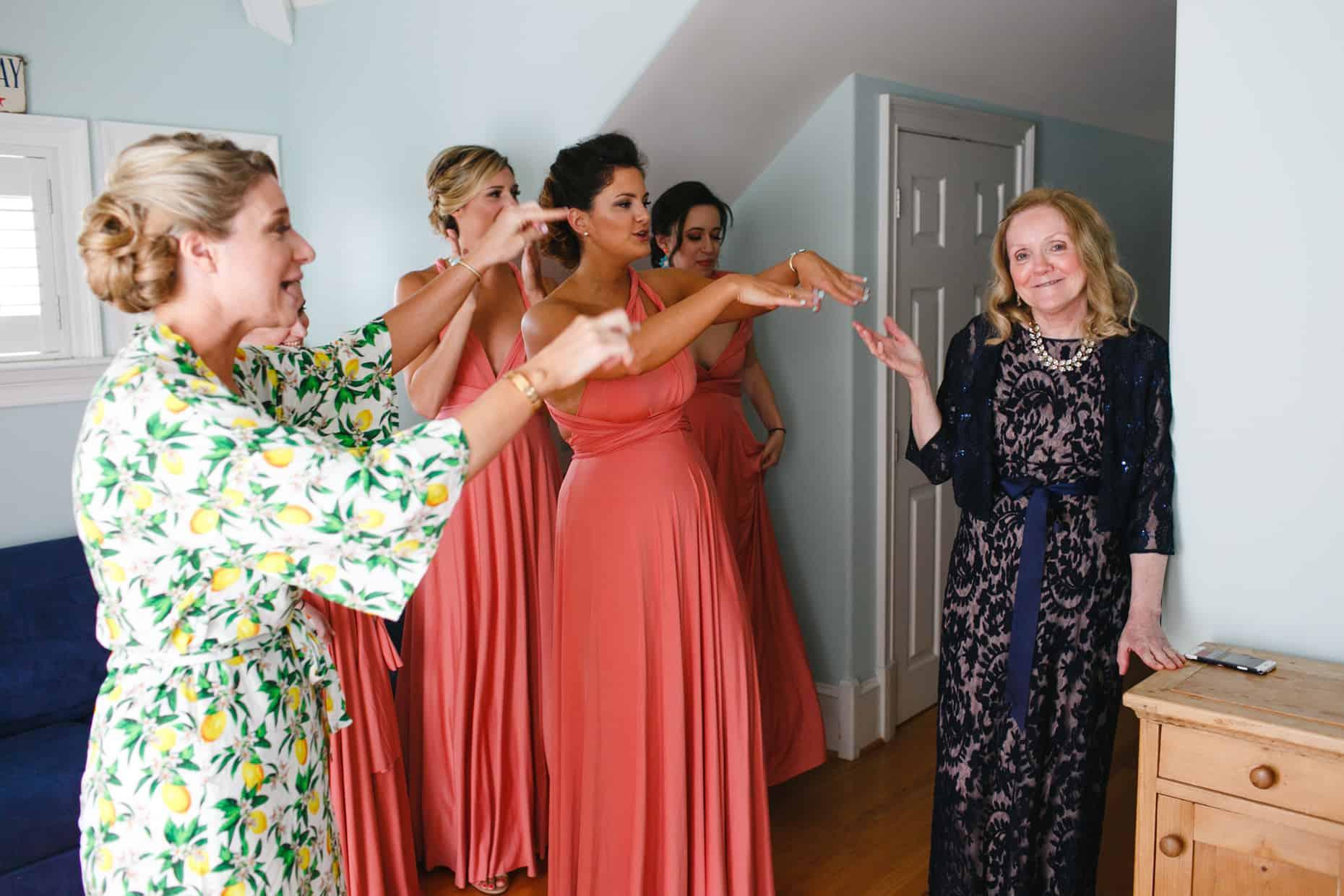 Jersey Shore Wedding Photos