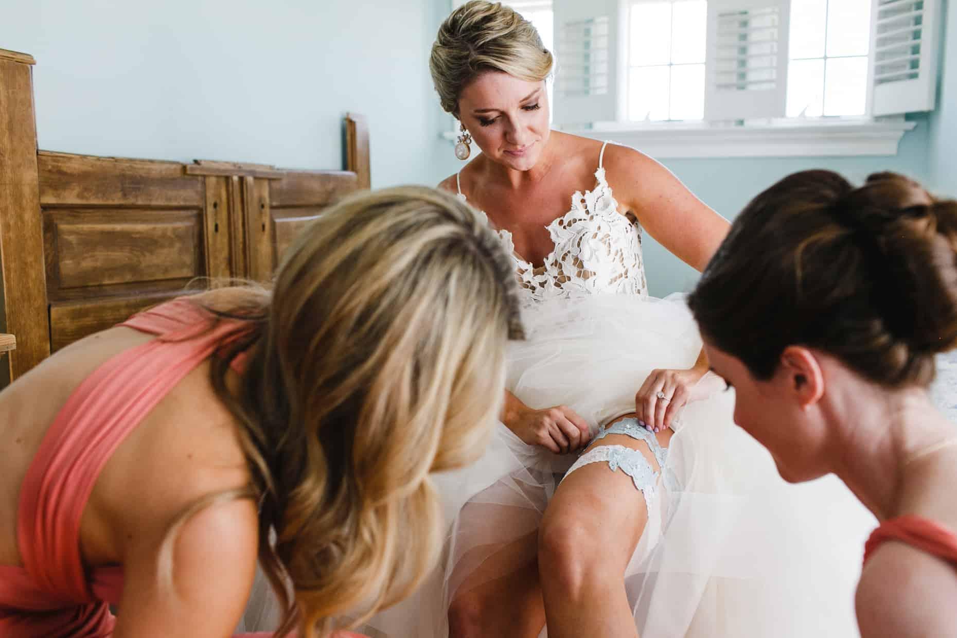 Jersey Shore Bride