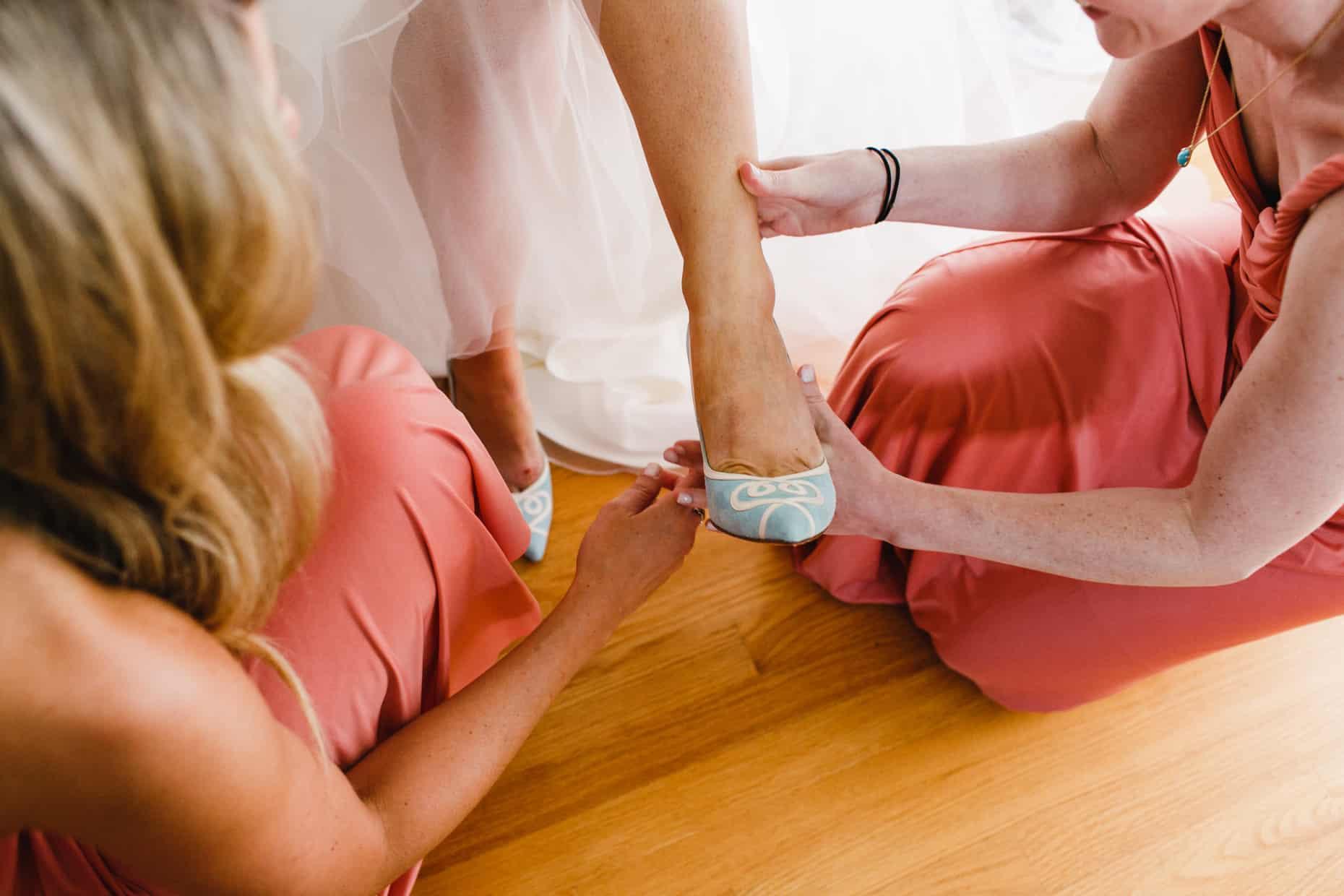 Jersey Shore Bride Preparation