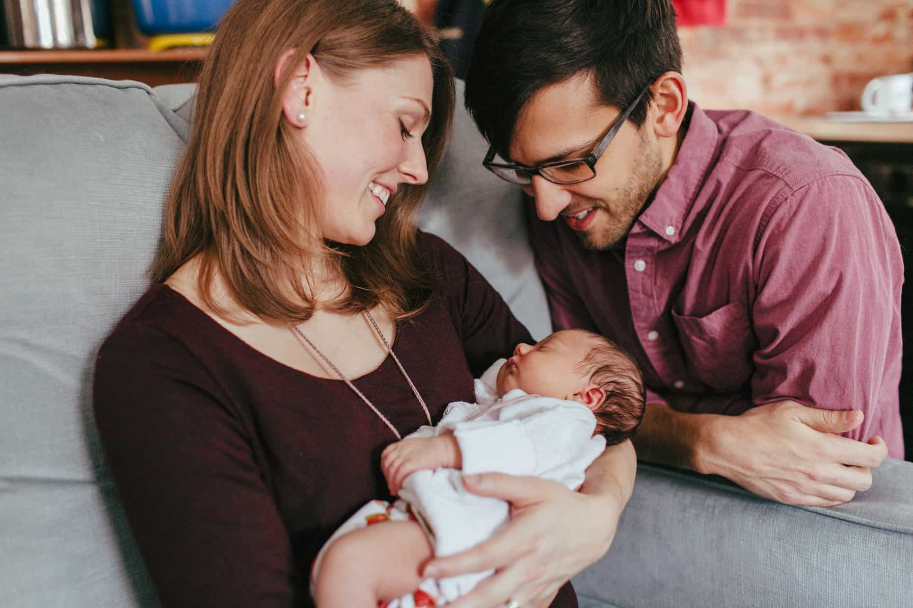 Philadelphia Newborn Photographer