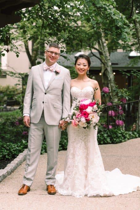 Radnor Wedding Day