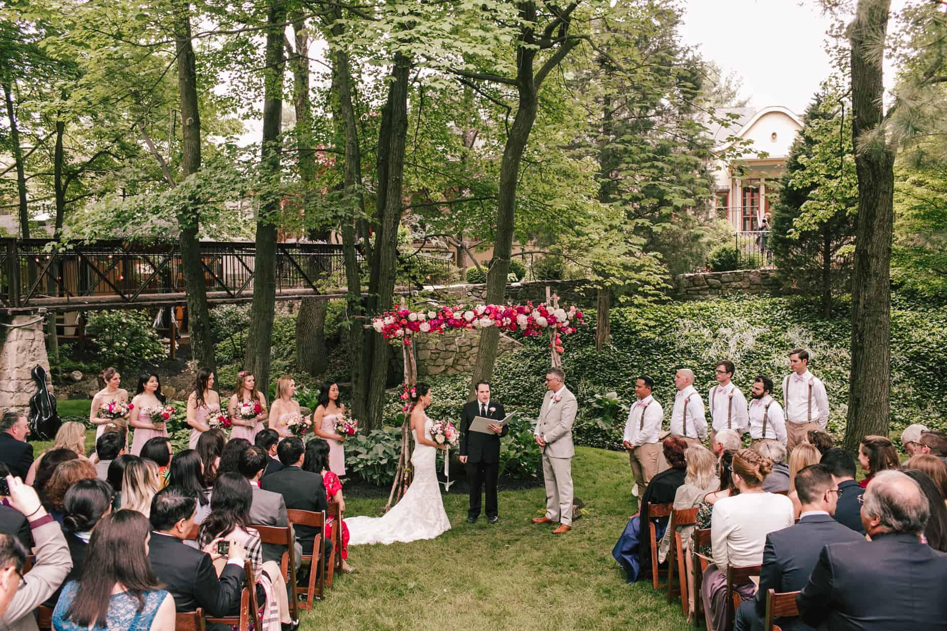 Wedding Photographer Radnor