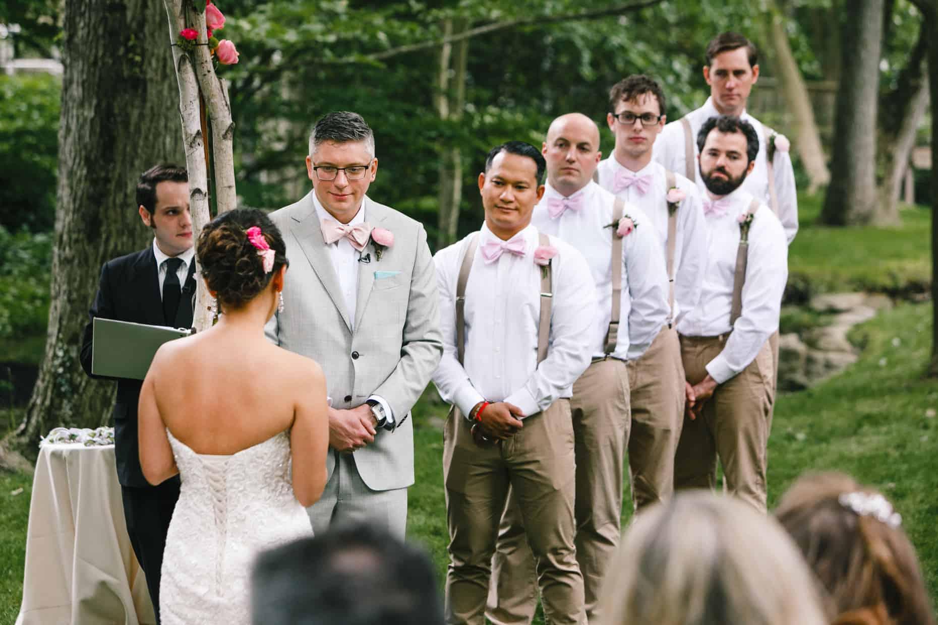 Wedding Picture Radnor