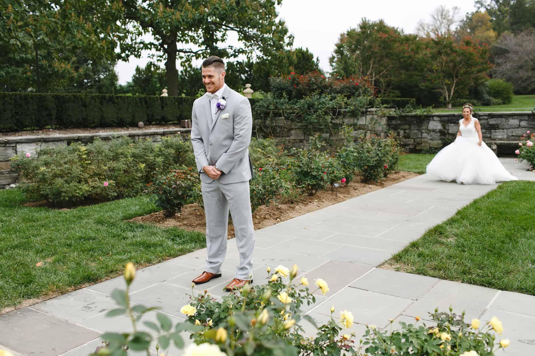 Philadelphia Spring Wedding
