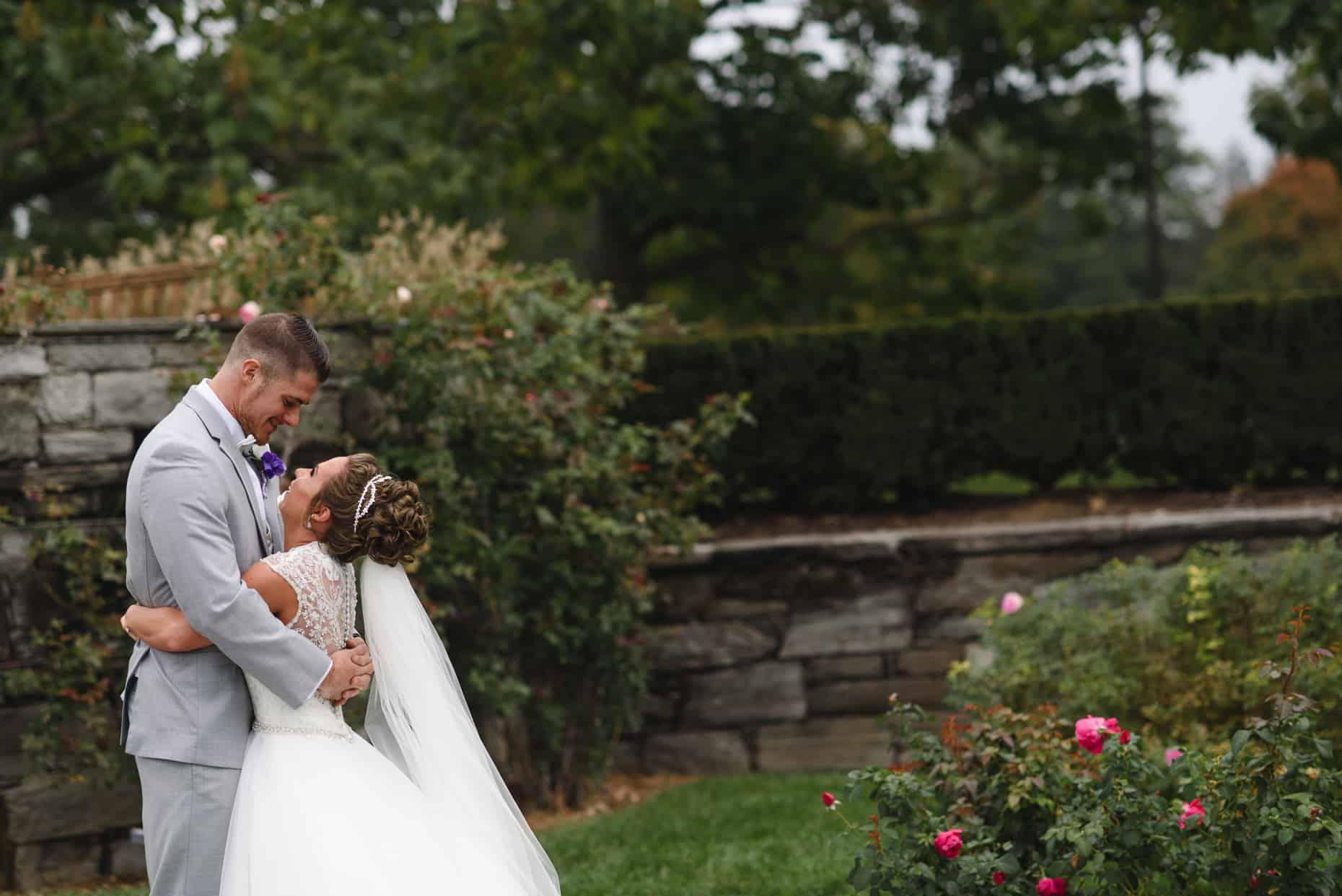 Philadelphia Spring Wedding Photo