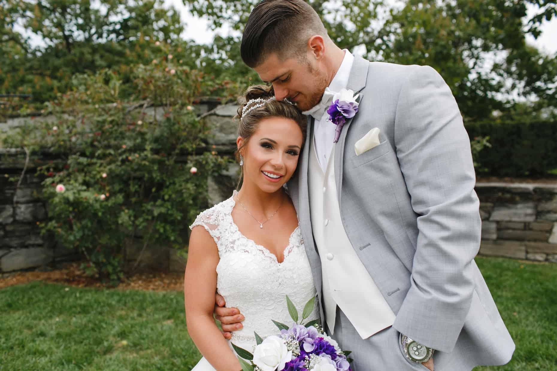 Philadelphia Spring Wedding Photos