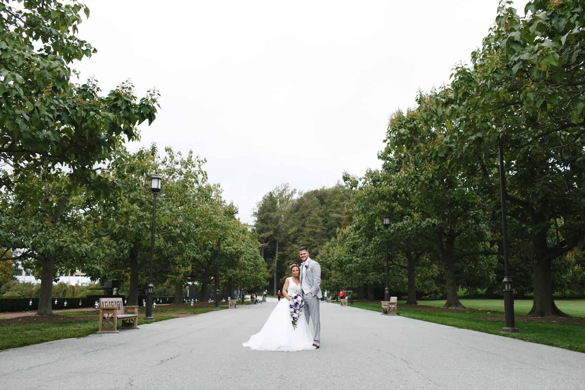 Philadelphia Spring Wedding Picture