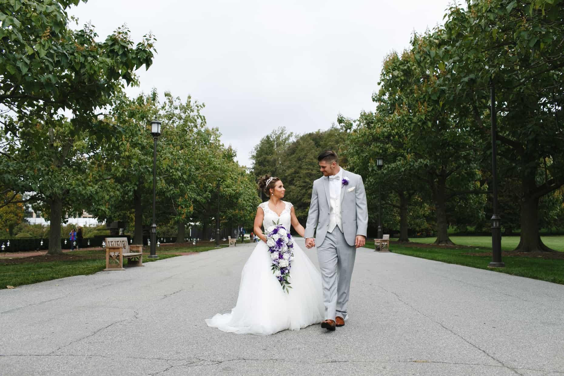 Philadelphia Spring Wedding Pictures