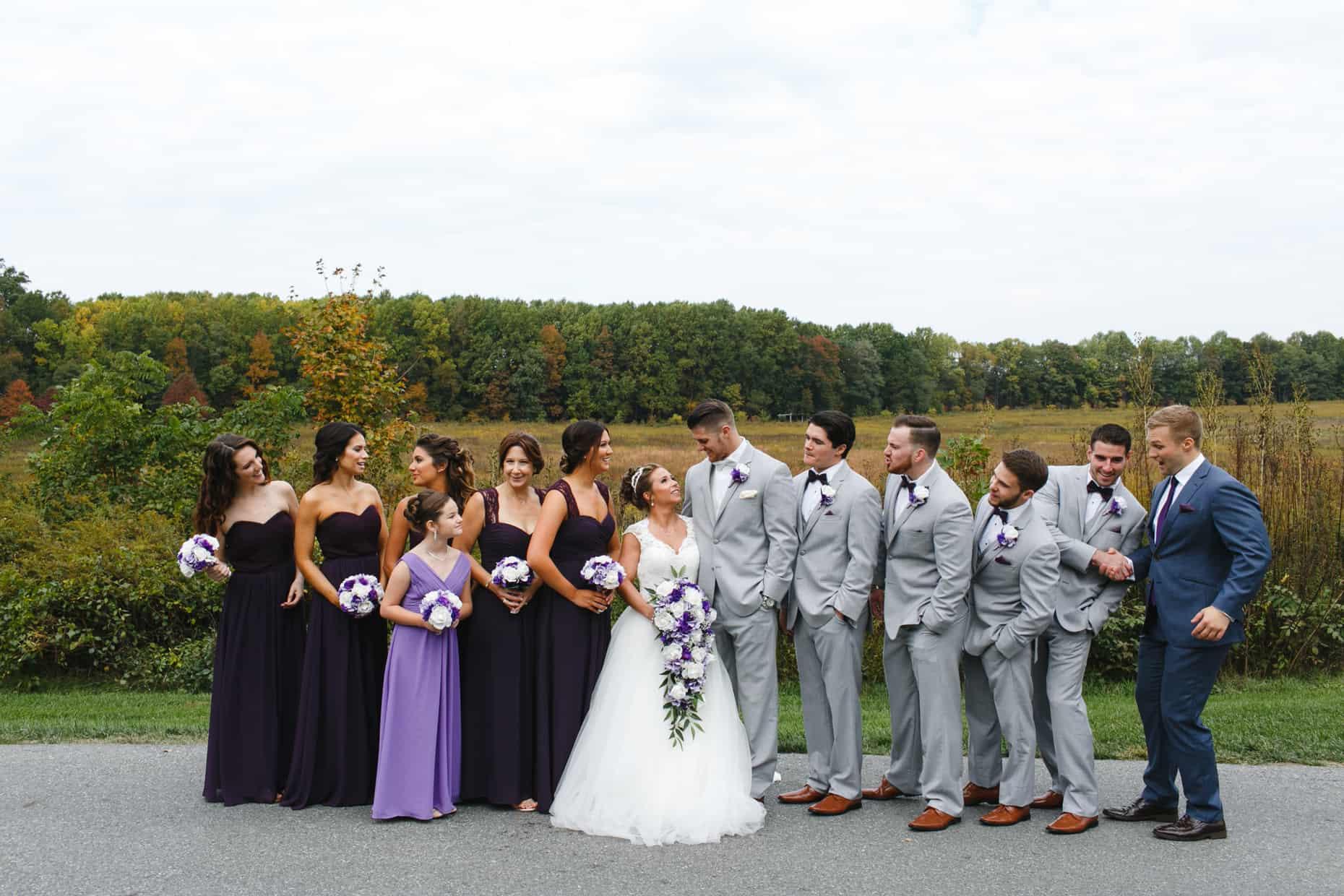 Spring Wedding Photos Philadelphia