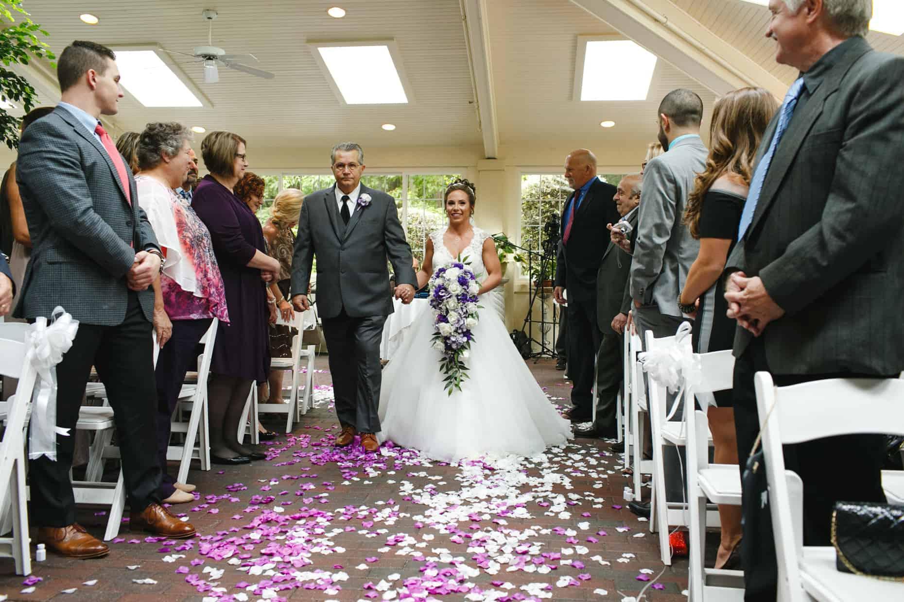 Mendenhall Inn Weddings