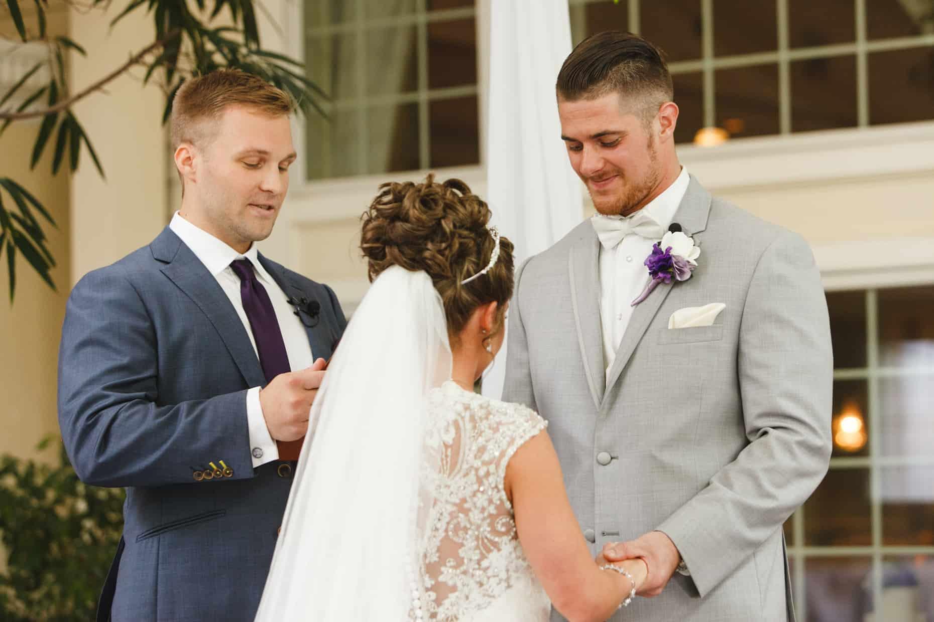 Mendenhall Inn Wedding Picture