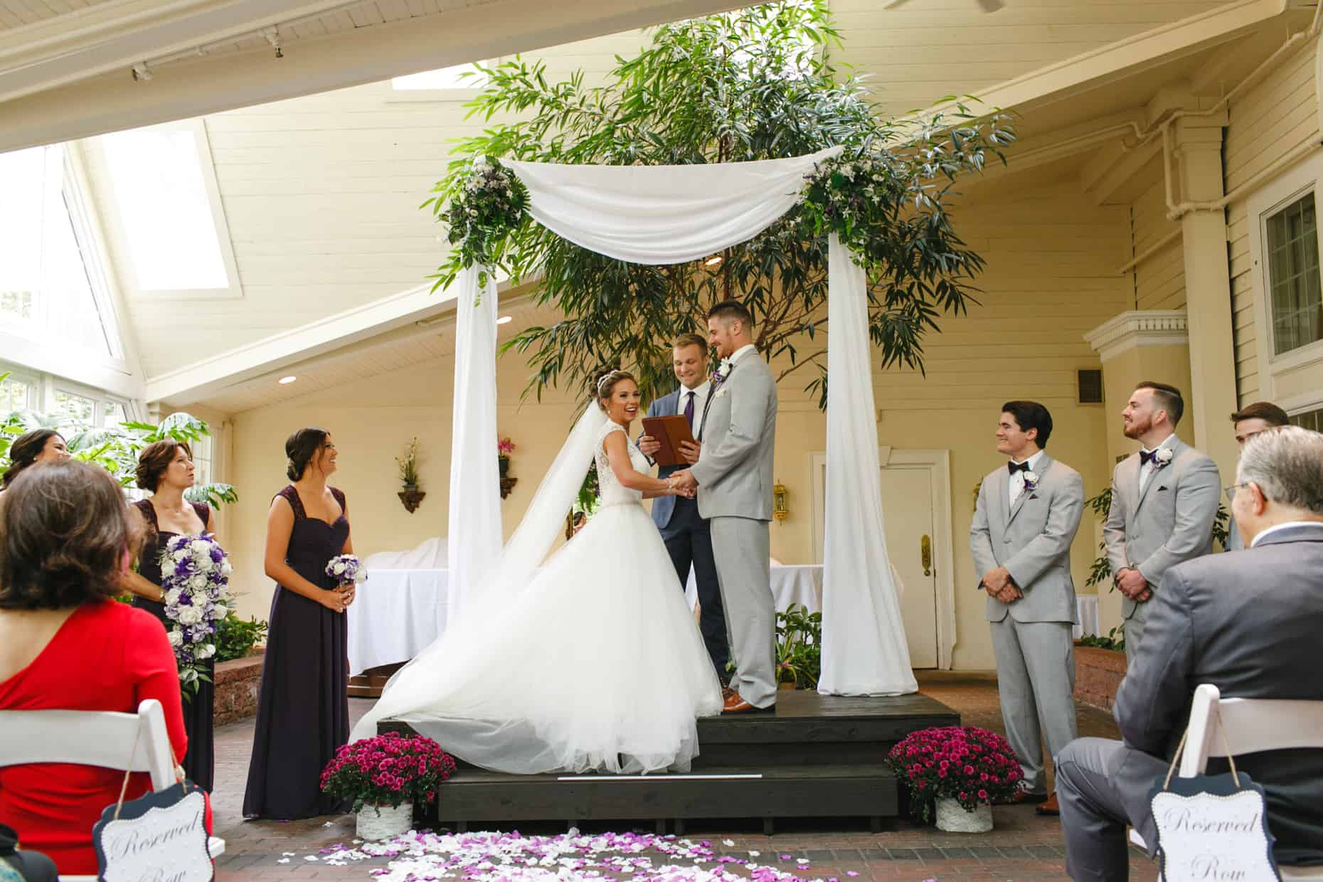 Mendenhall Inn Wedding Pictures