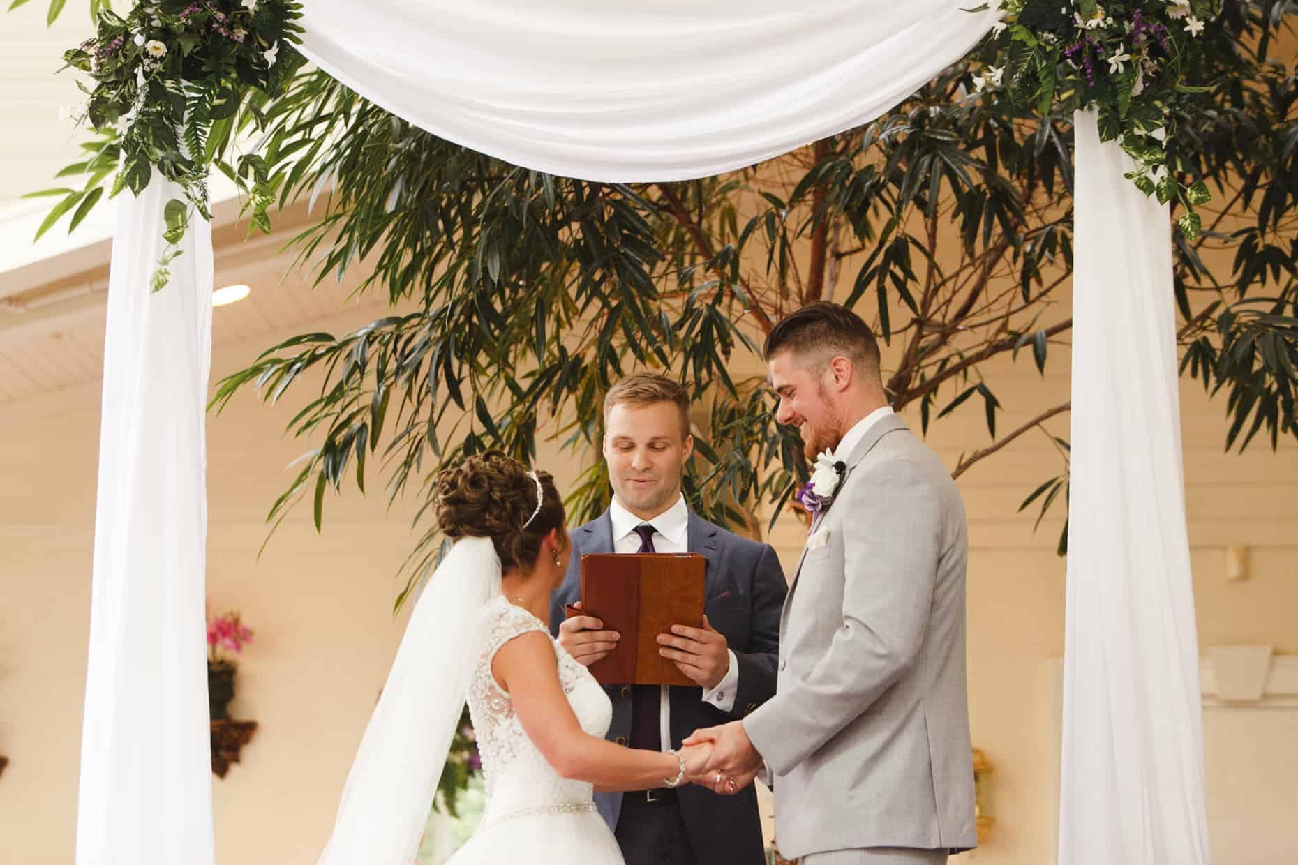 Wedding Photo Mendenhall Inn