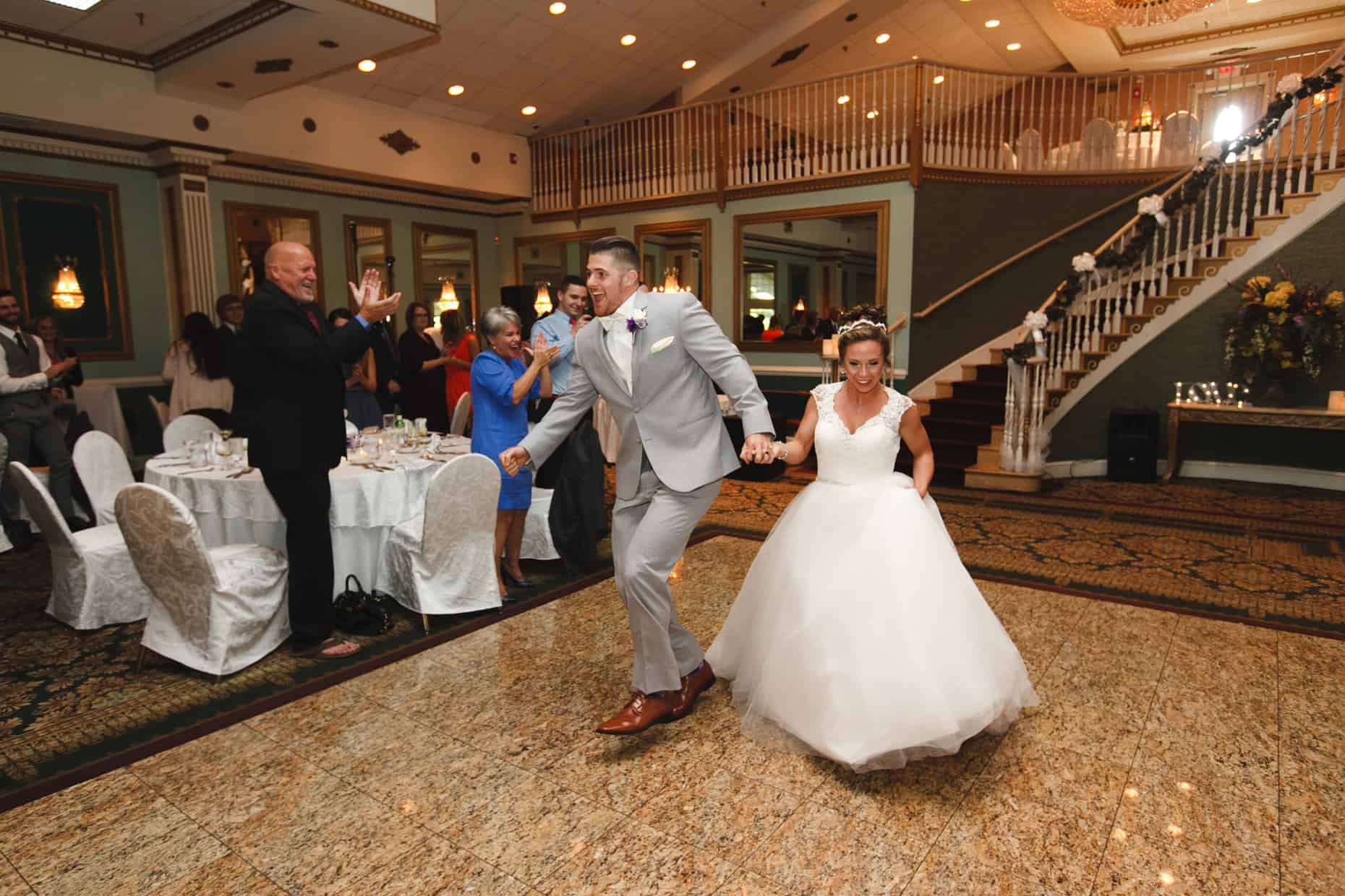 Wedding Pictures Mendenhall Inn