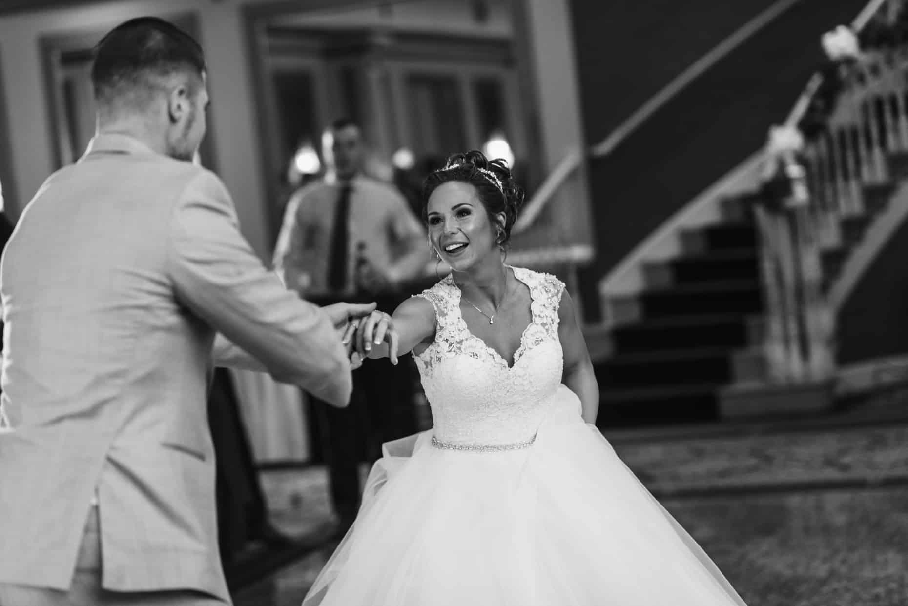 Mendenhall Inn Wedding First Dance