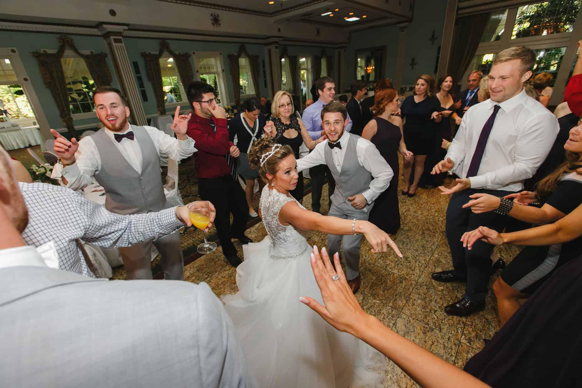 Delaware Wedding Reception