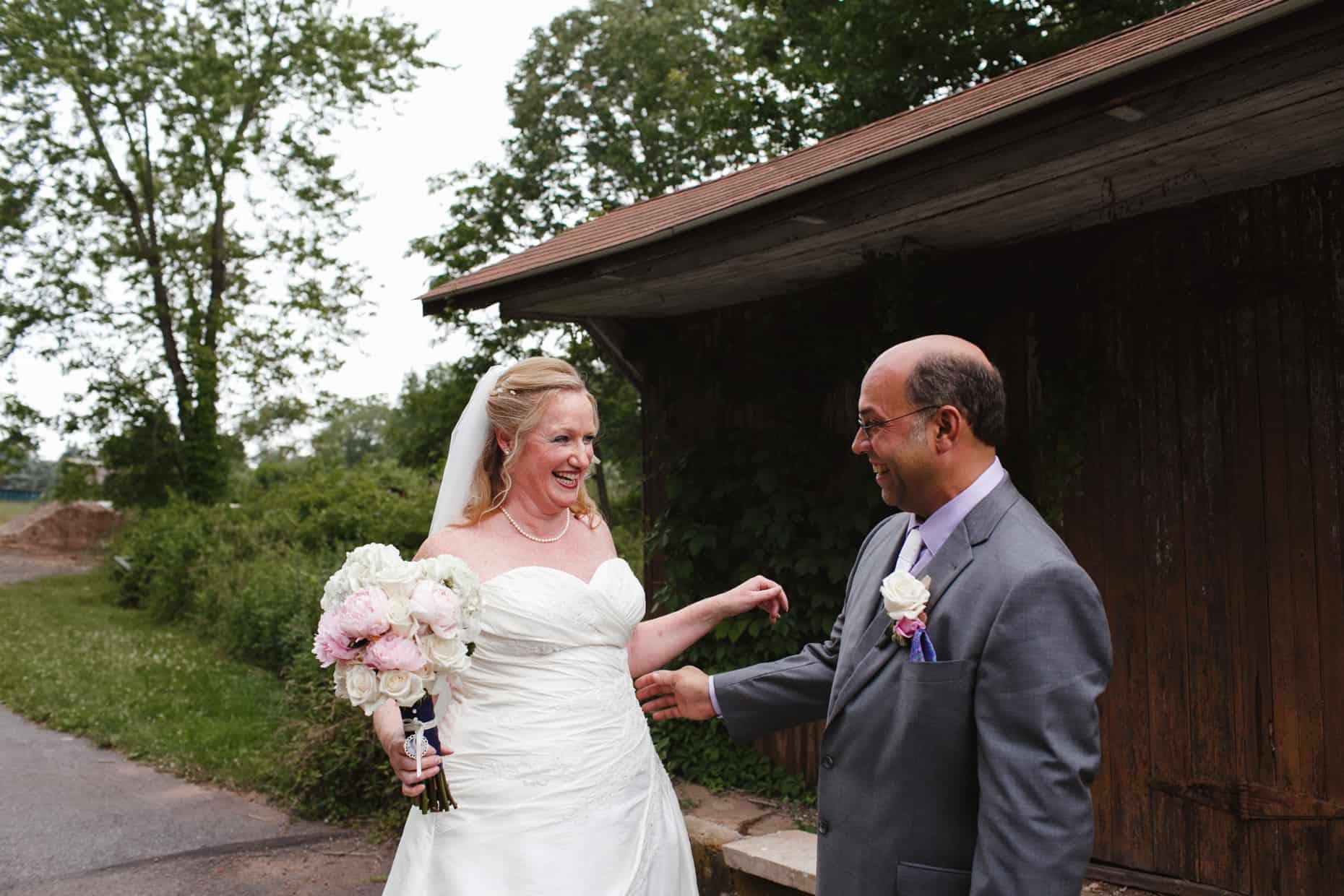 Wedding Photographer Private Farm