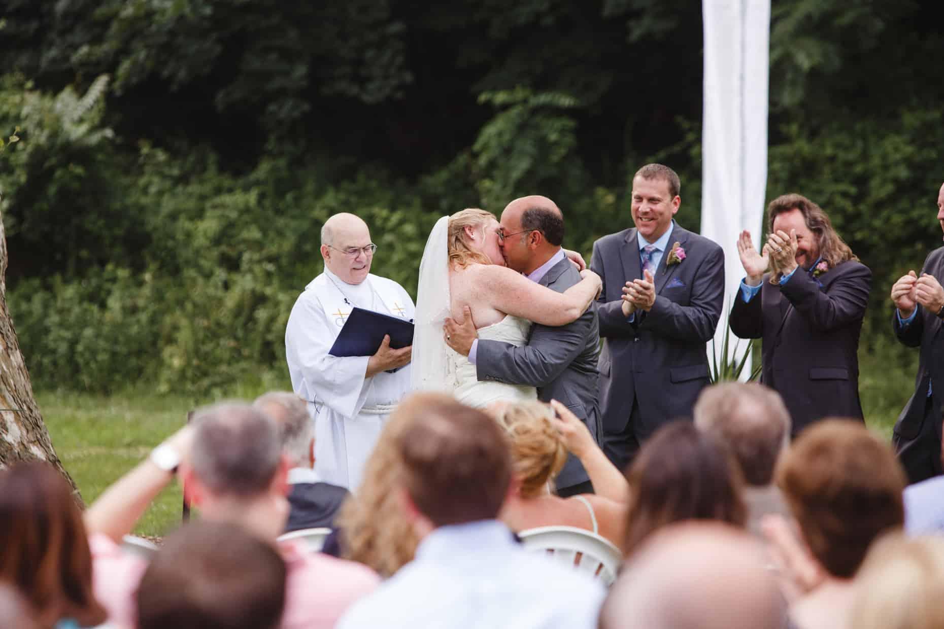 Wedding Photo Rustic