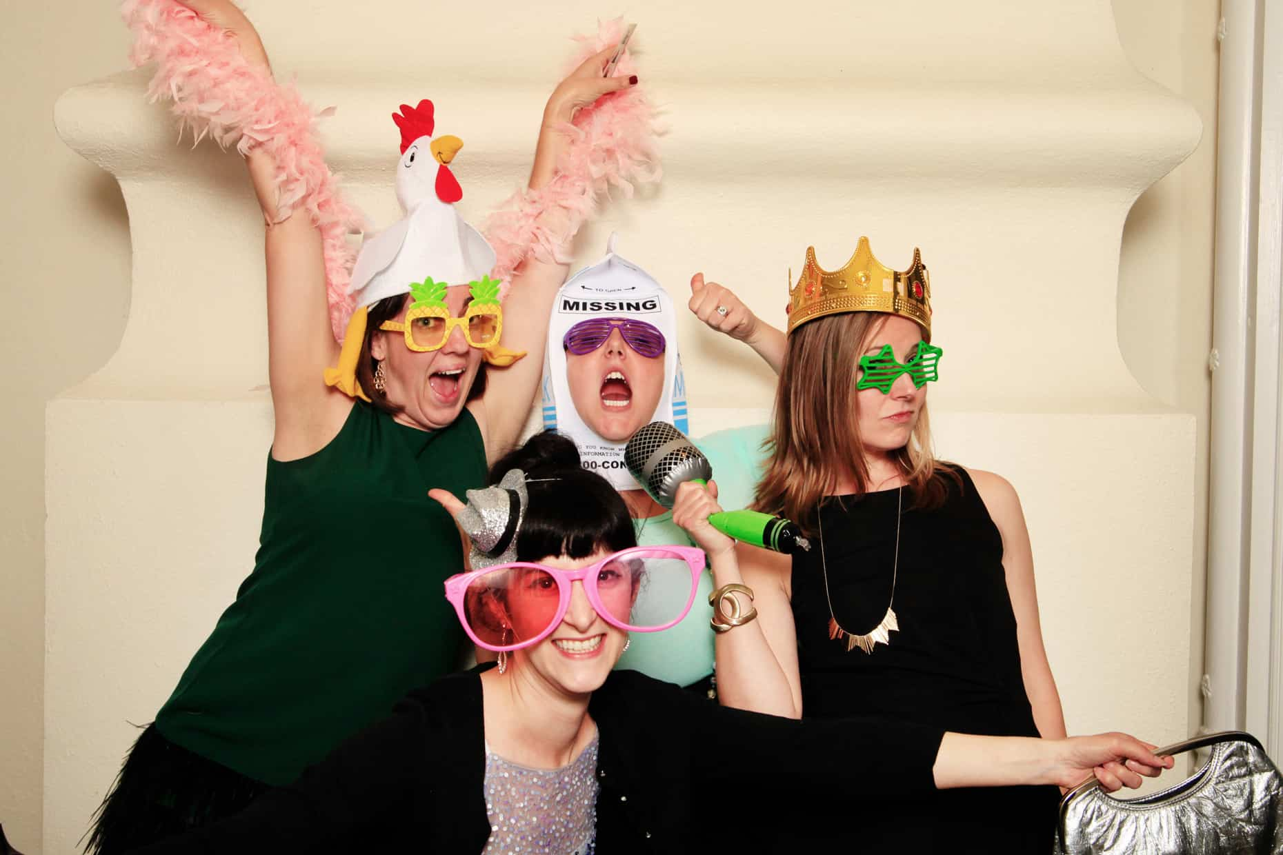 Pomme Wedding Photo Booth