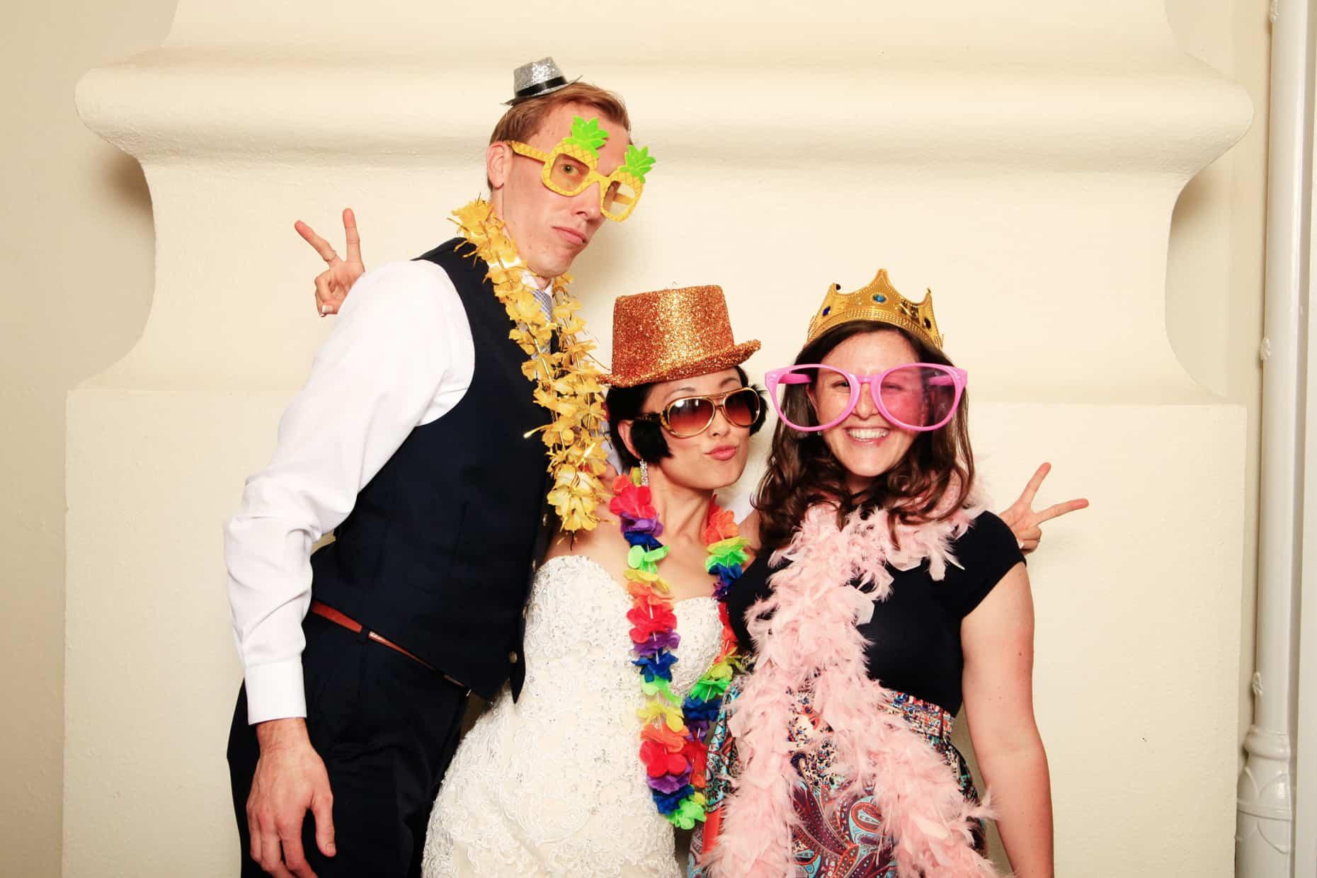 Wedding Philadelphia Photo Booth