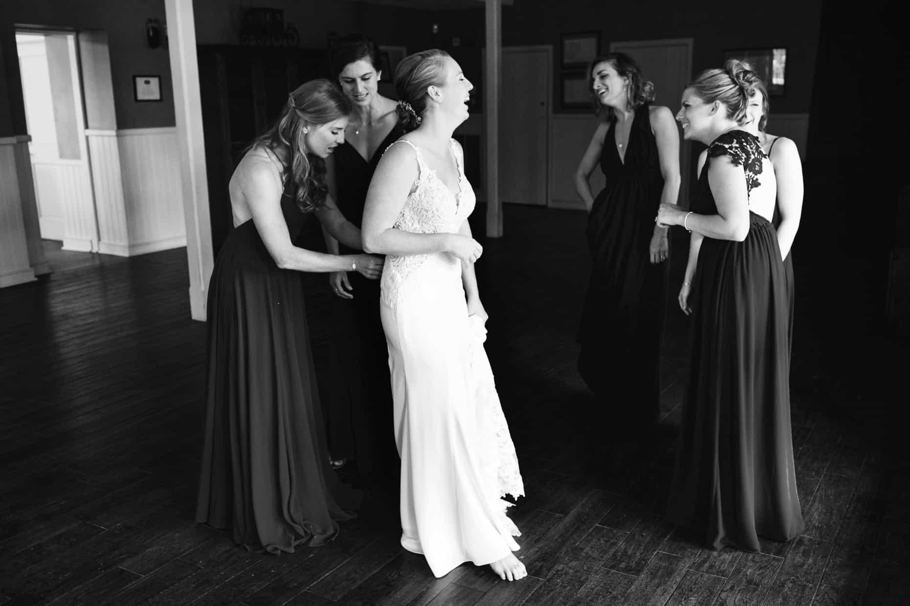 Anthony Wayne House Wedding Ceremony