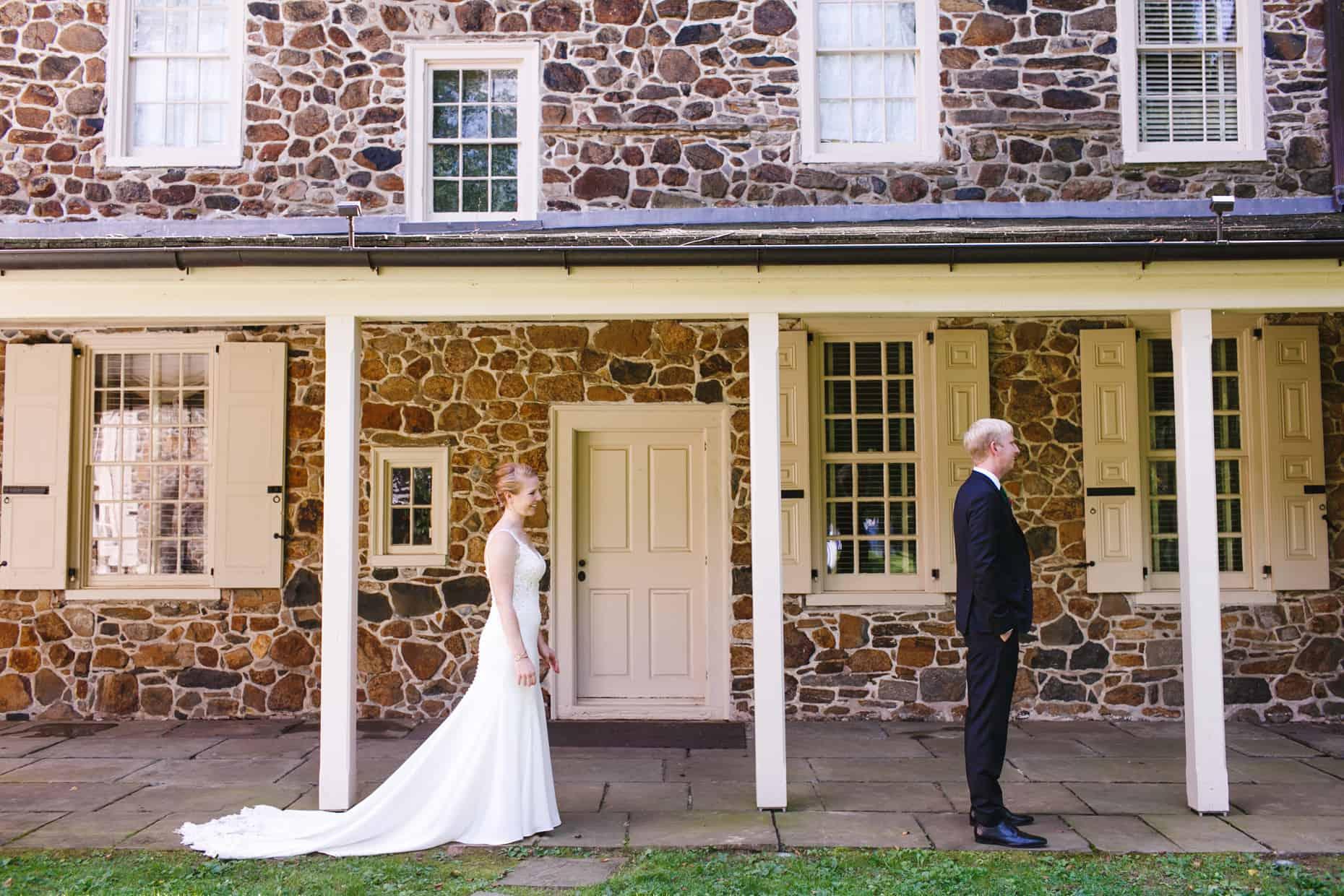 Wedding Photographers Anthony Wayne House