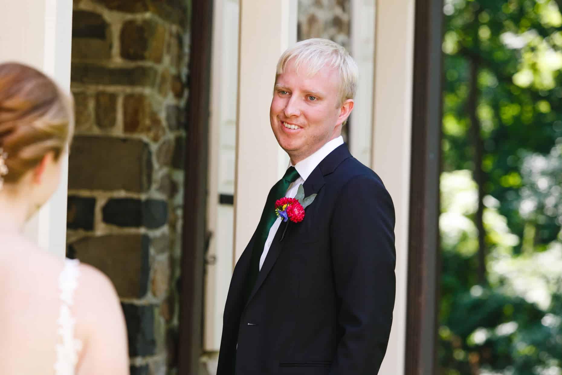 Wedding Picture Anthony Wayne House