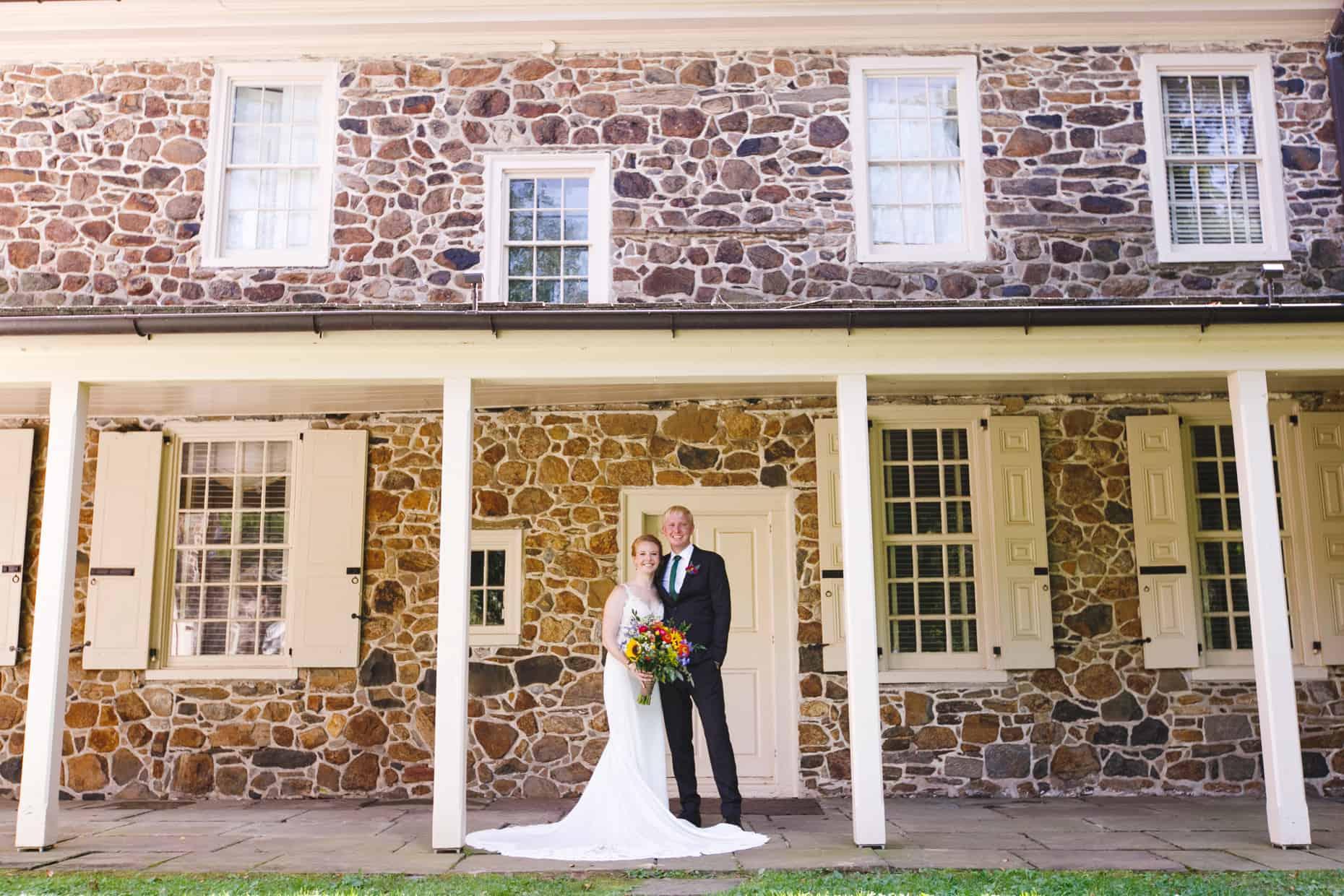 Waynesborough Wedding Photo