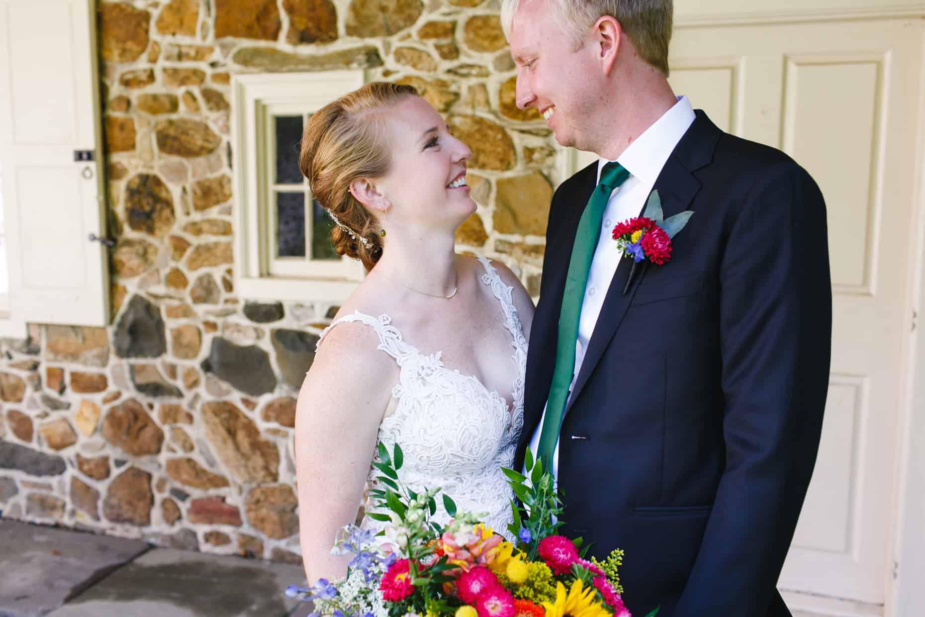 Waynesborough Wedding Photos