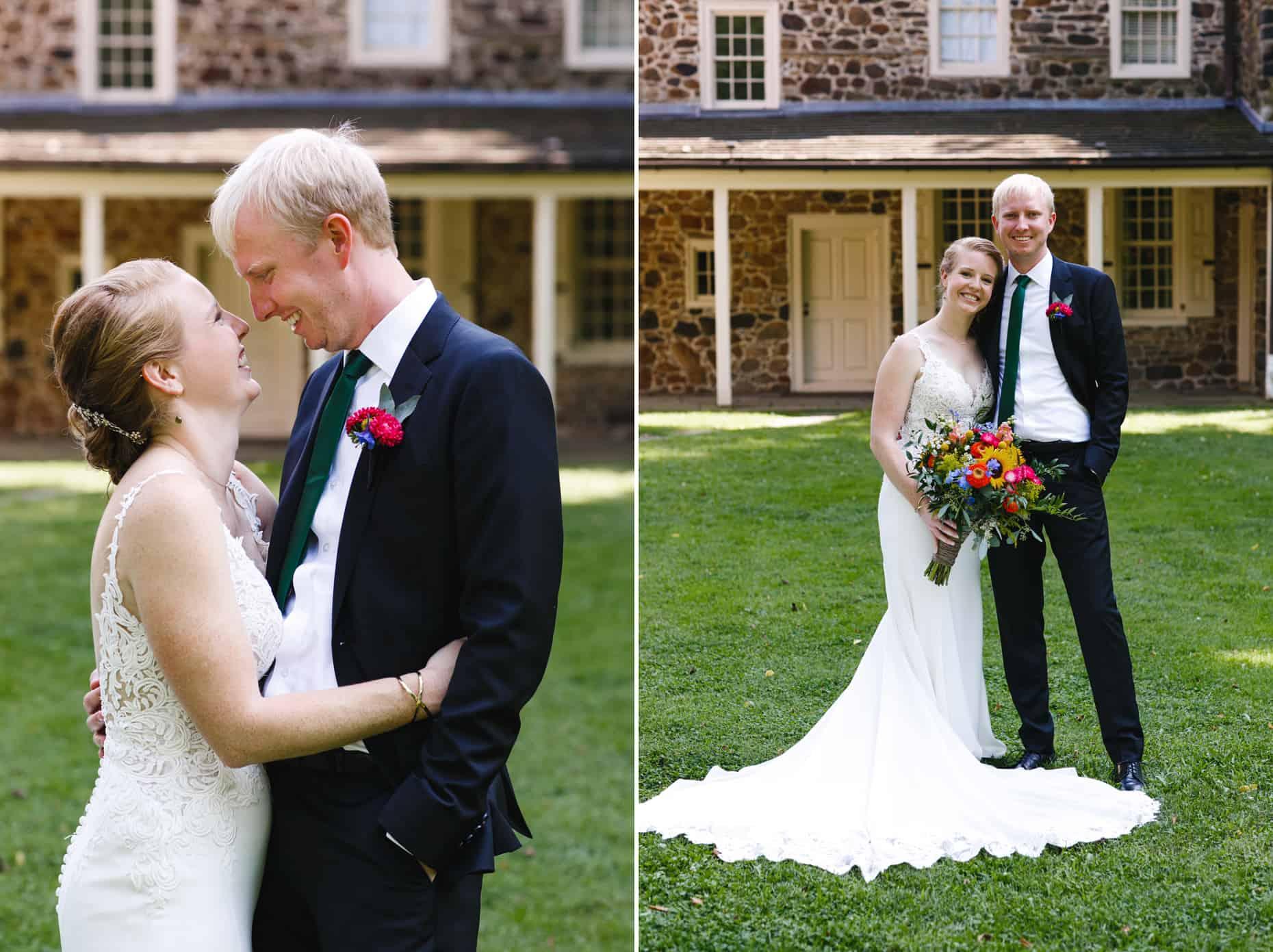 Waynesborough Wedding Picture