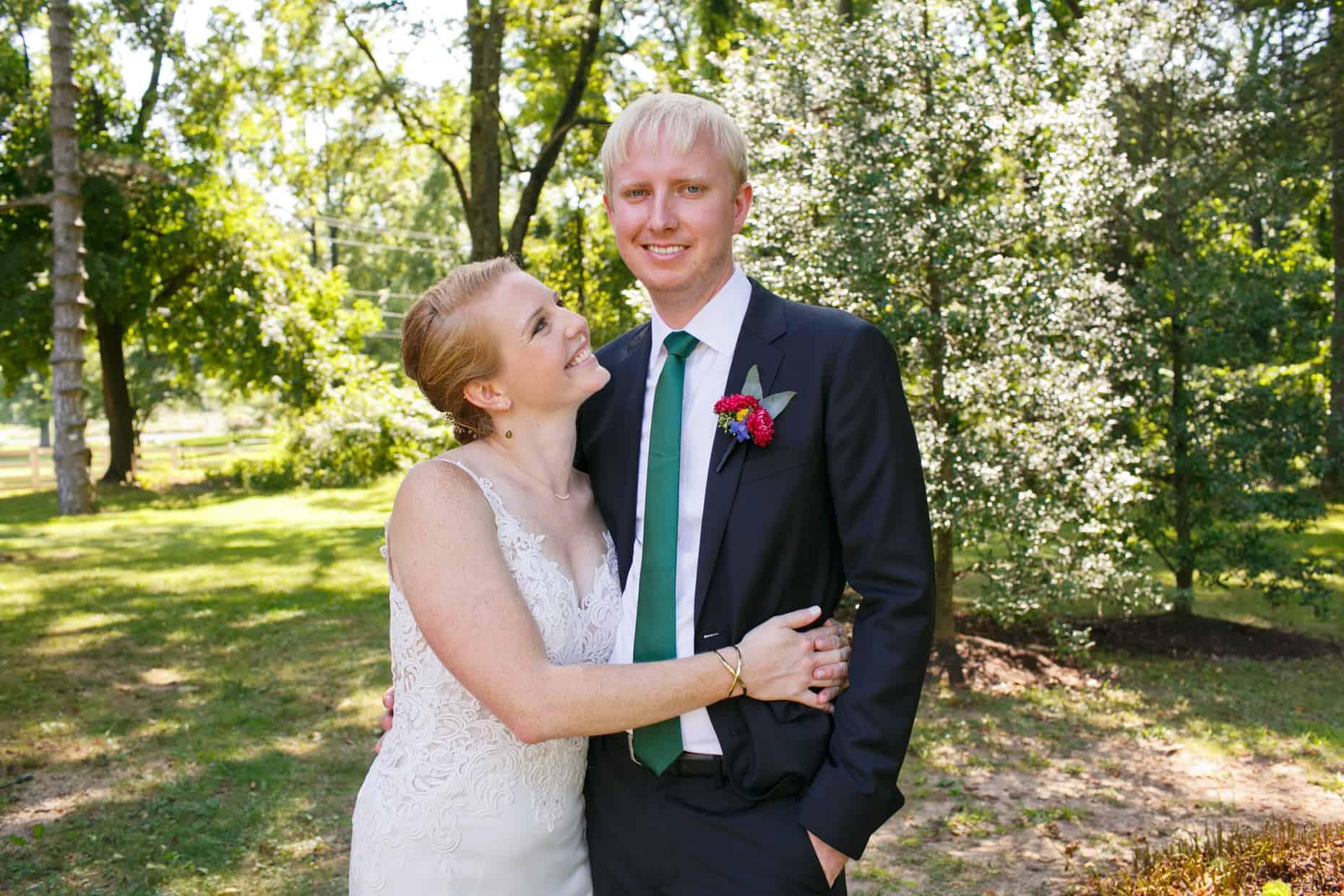 Wedding Photo Waynesborough