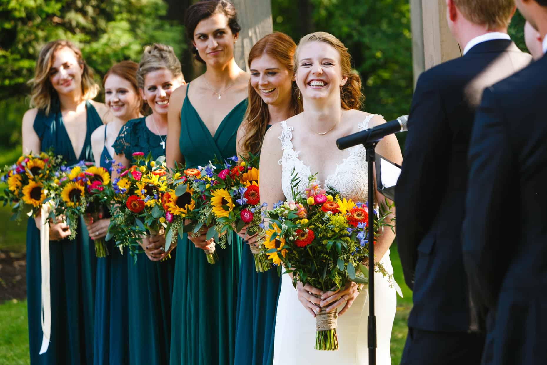 Chester County Wedding Ceremony